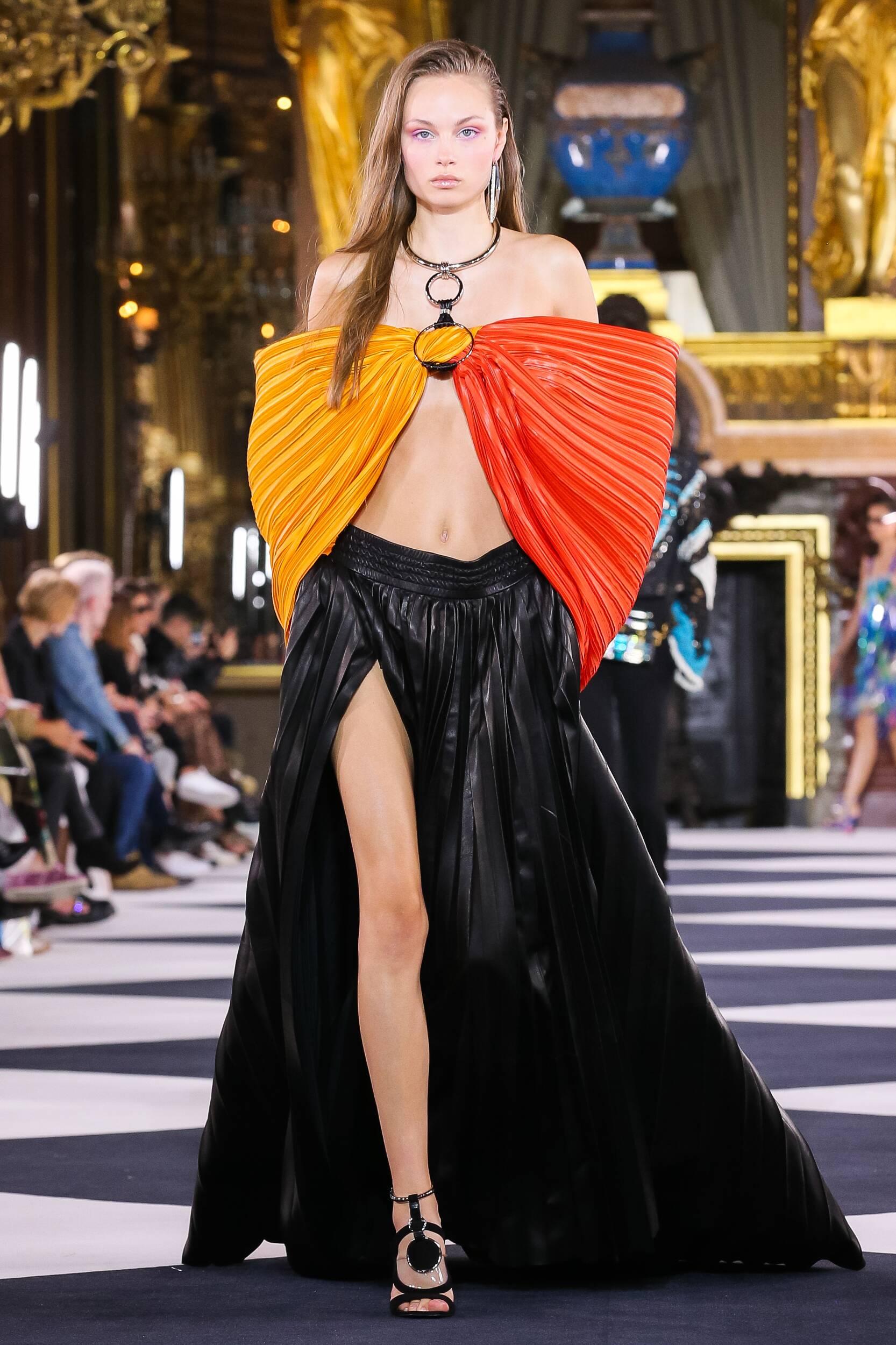 Balmain Woman 2020 Paris Trends