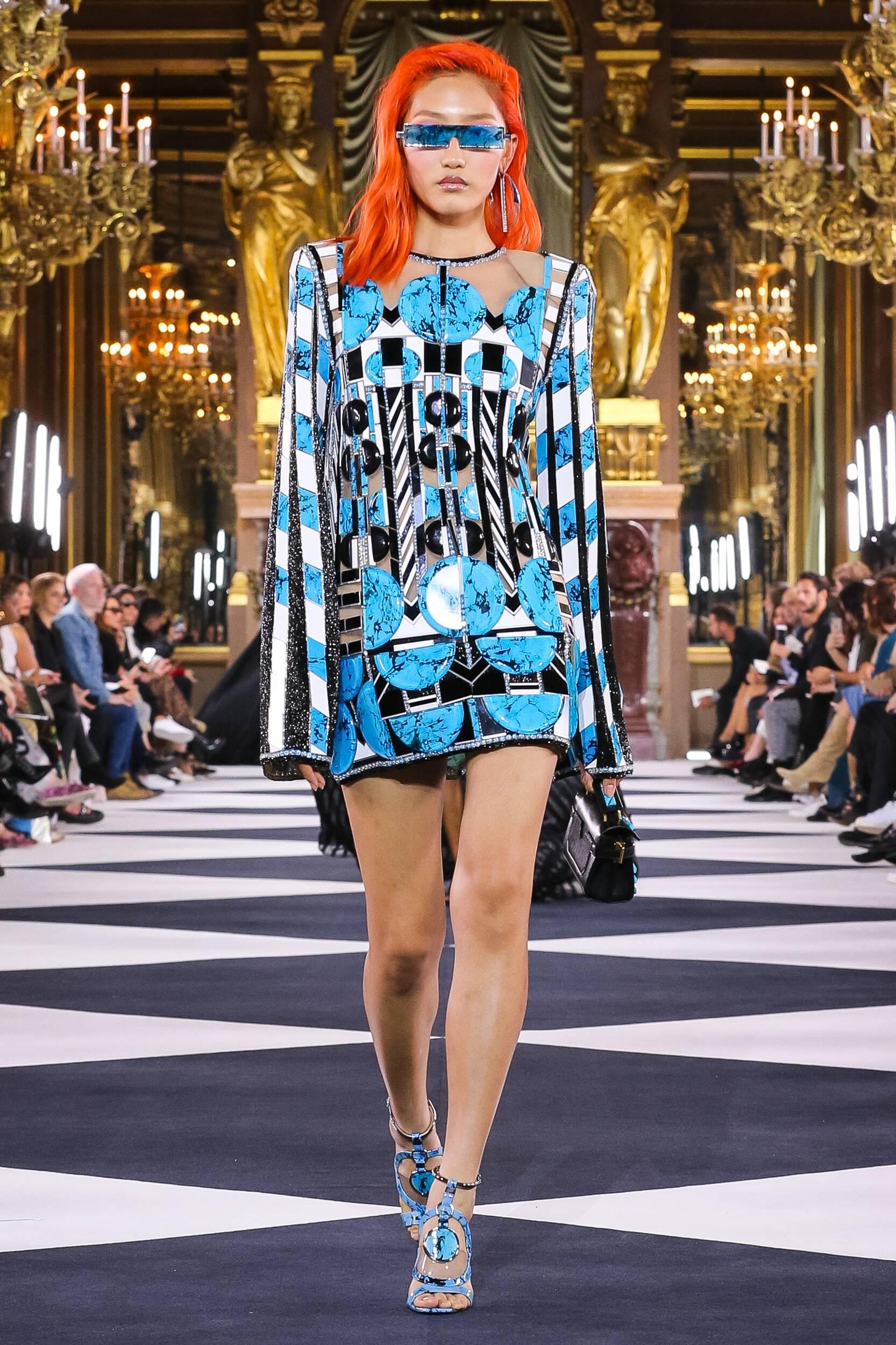 Balmain Womenswear Collection Trends Summer