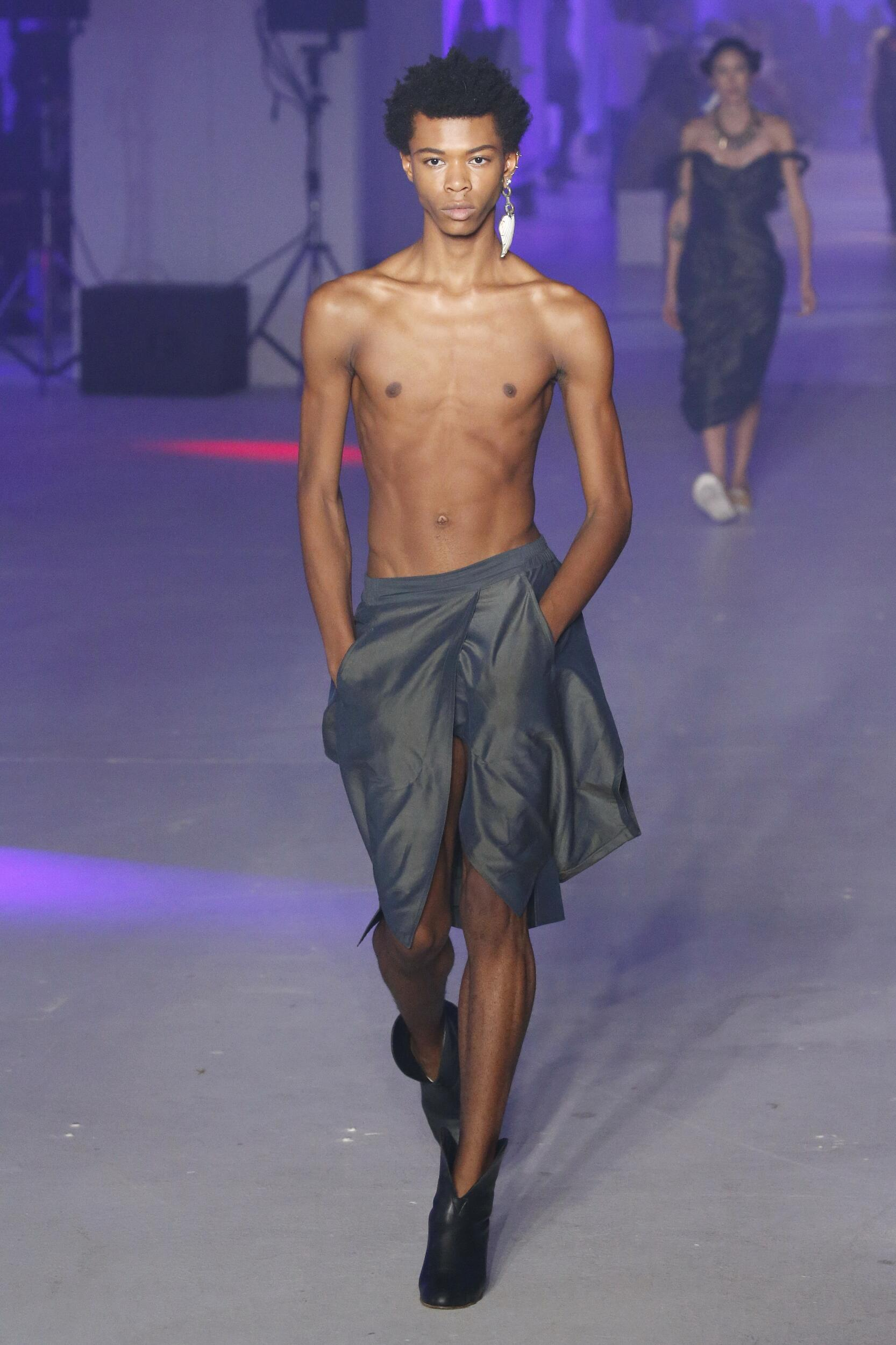 Catwalk Andreas Kronthaler for Vivienne Westwood Summer 2020