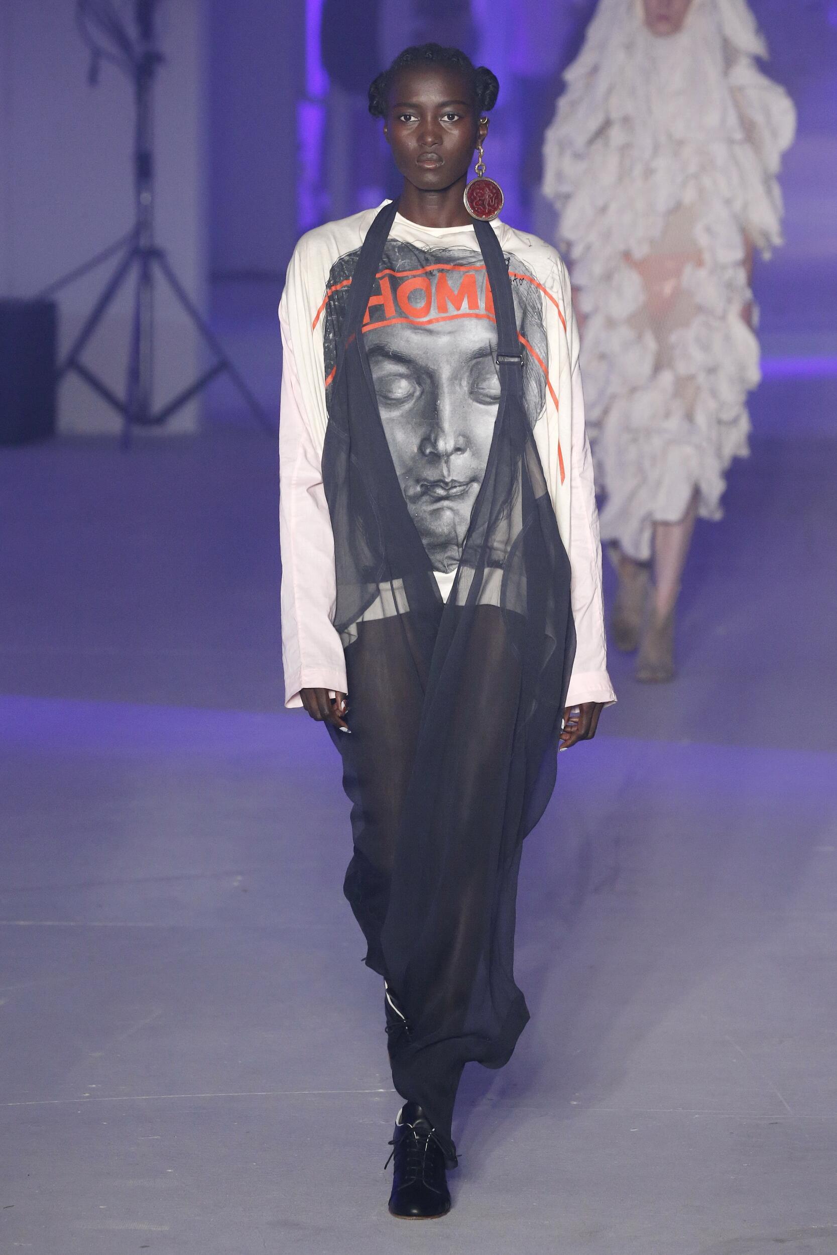 Catwalk Andreas Kronthaler for Vivienne Westwood