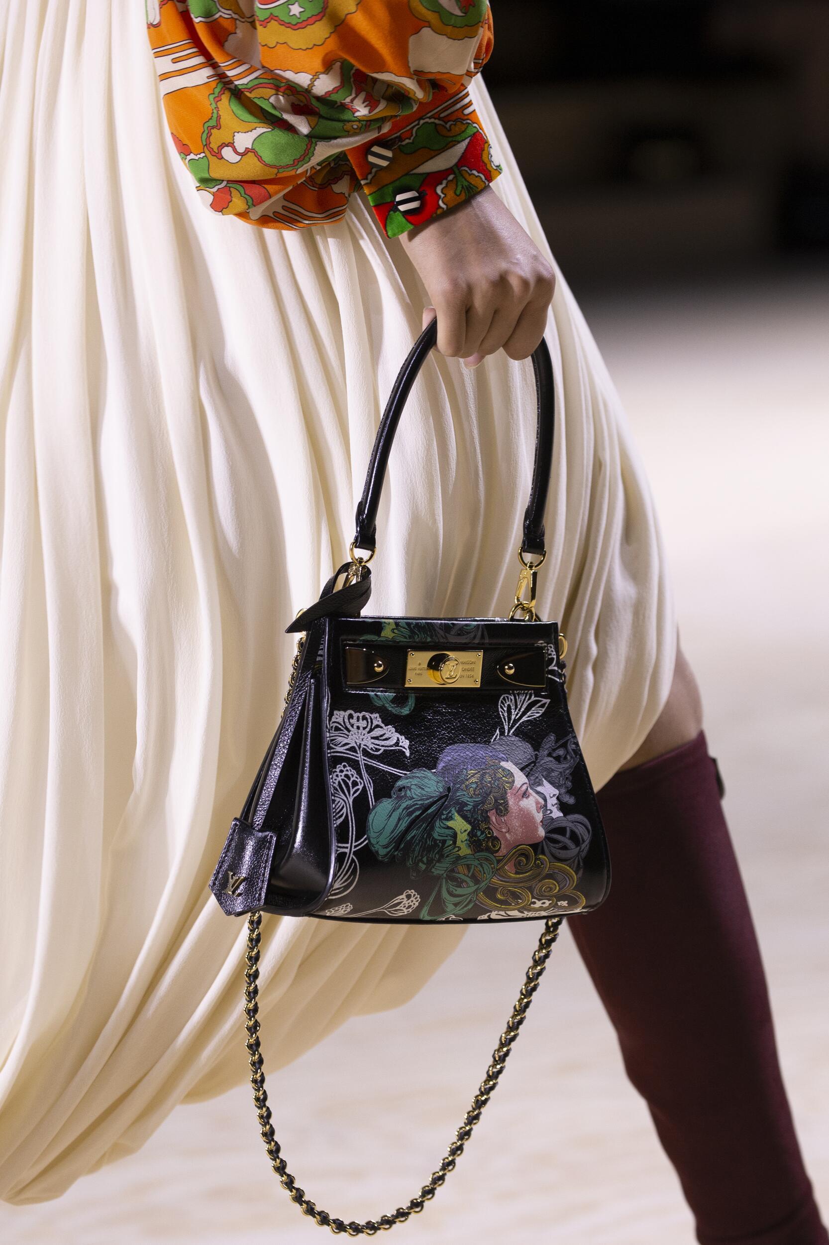 Catwalk Louis Vuitton Bag Summer 2020