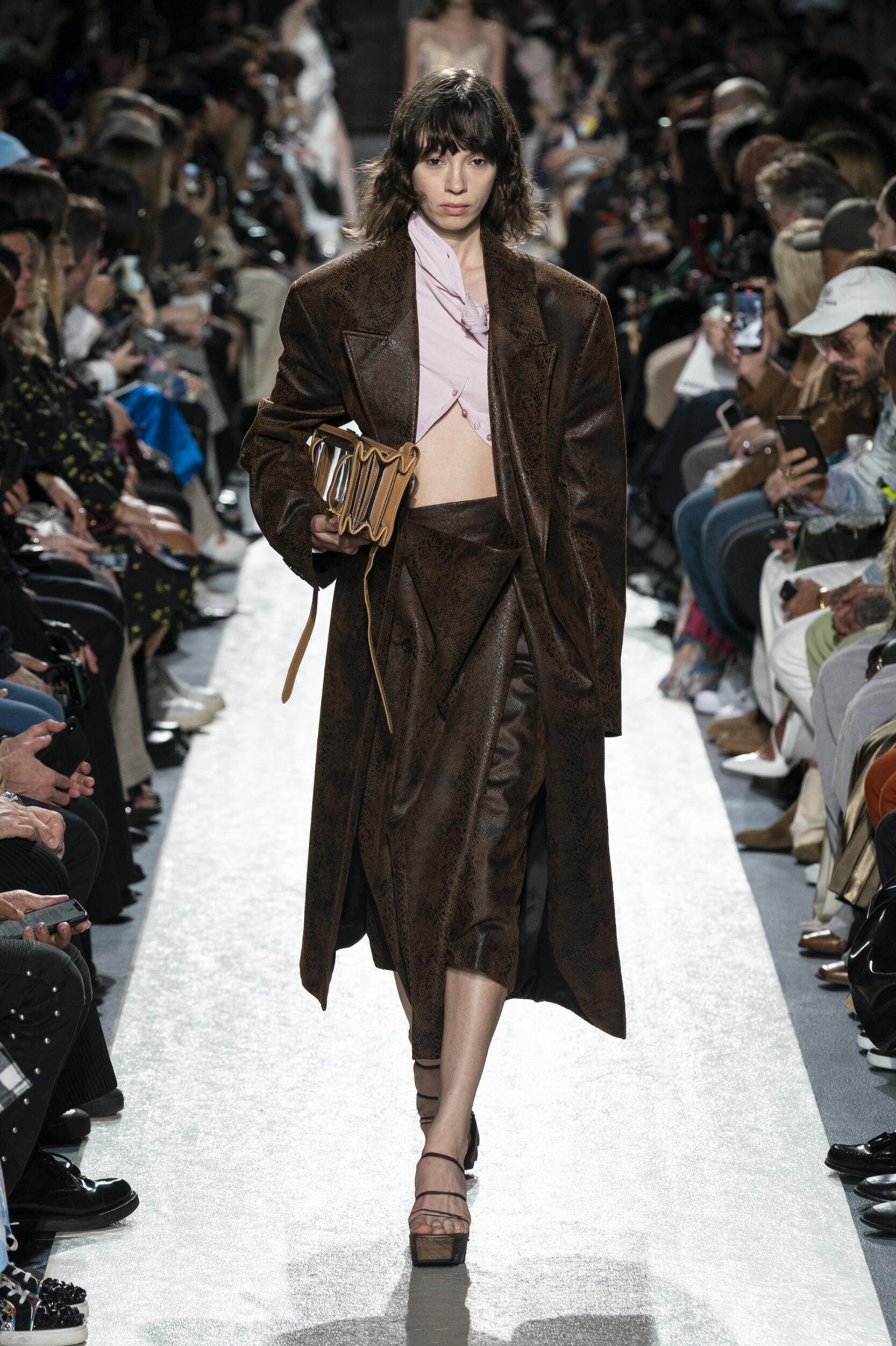 Catwalk Y/Project Woman Fashion Show Summer 2020