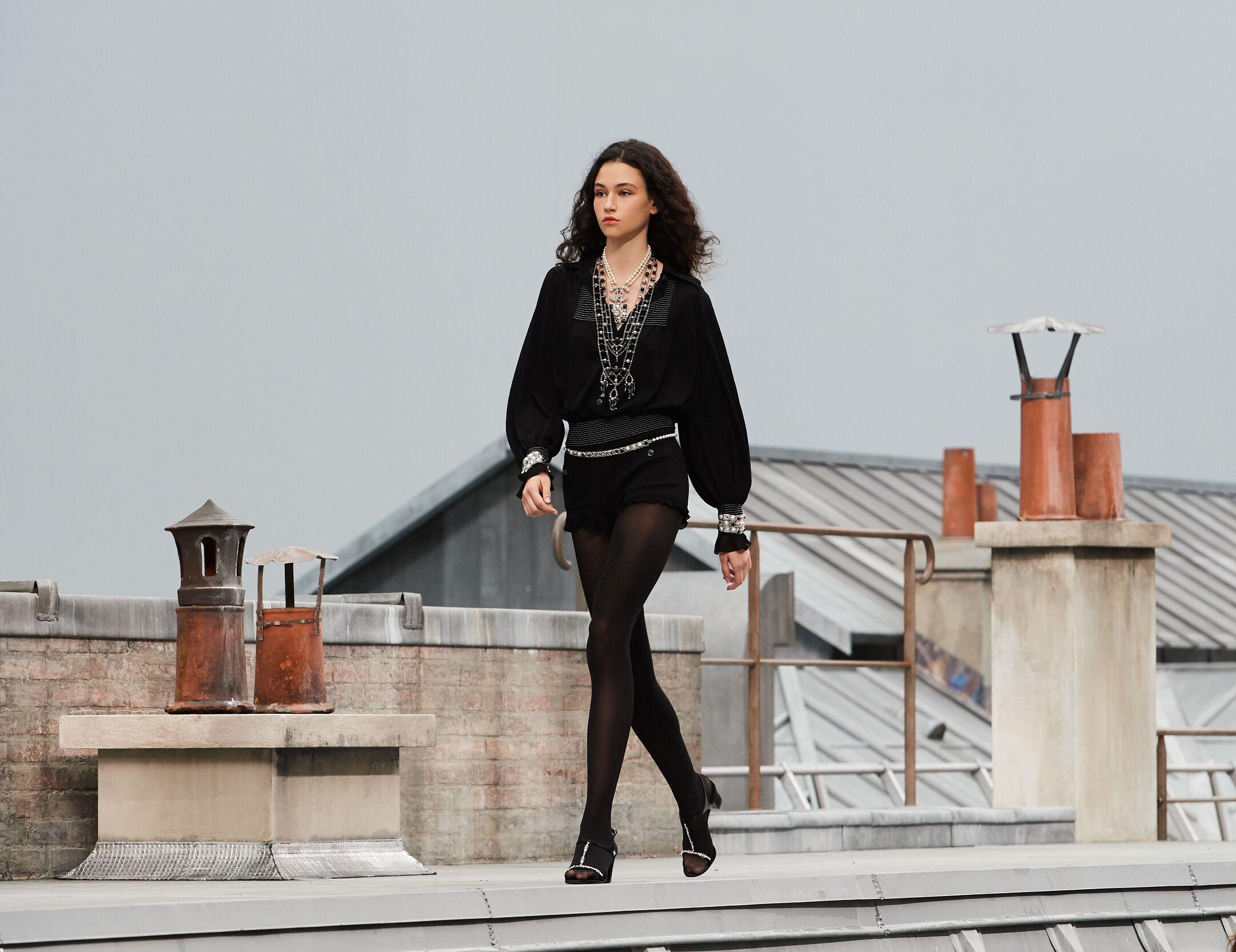 Chanel 2020 Paris Trends Womenswear