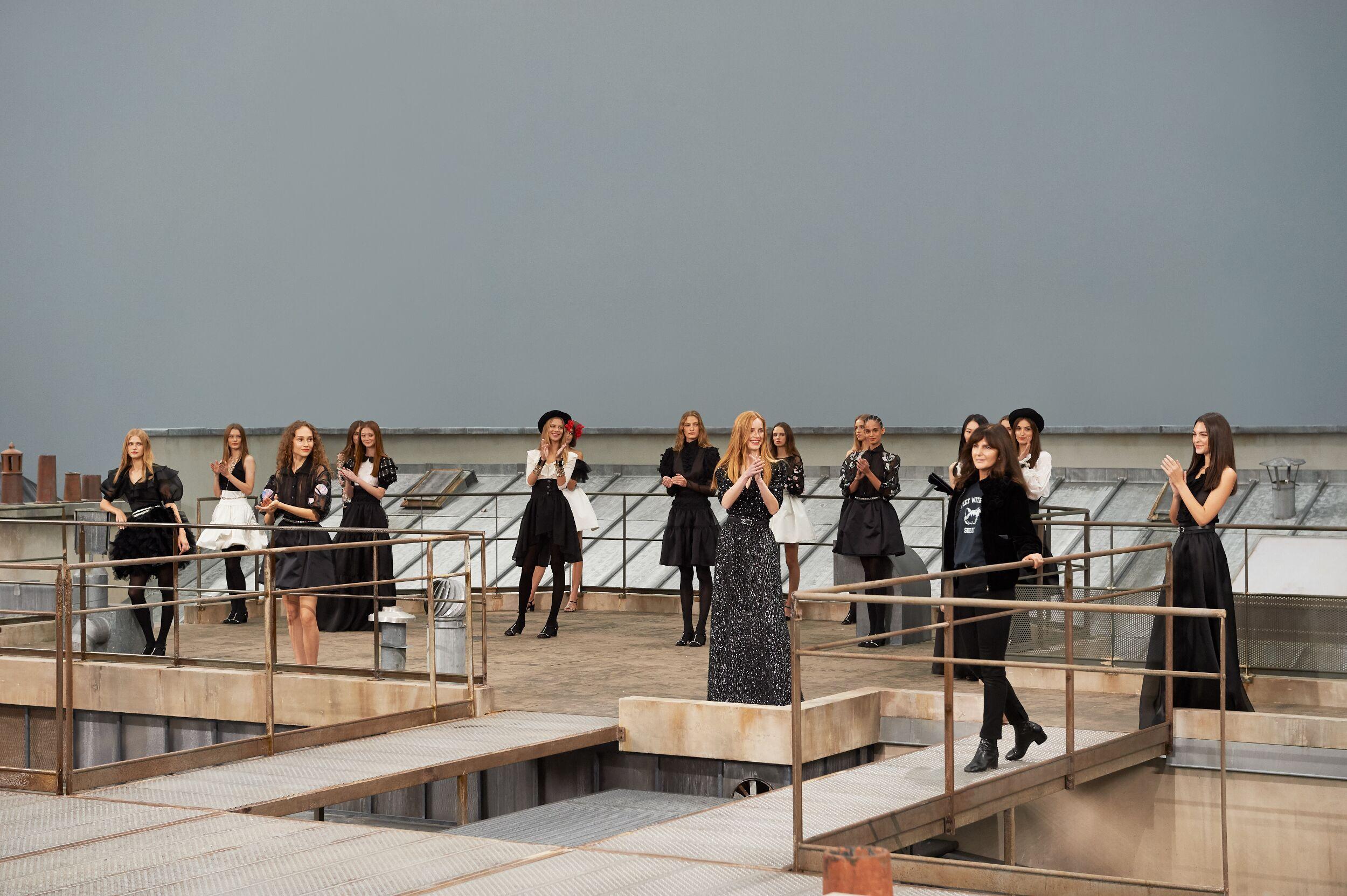 Chanel 2020 Paris Women Finale