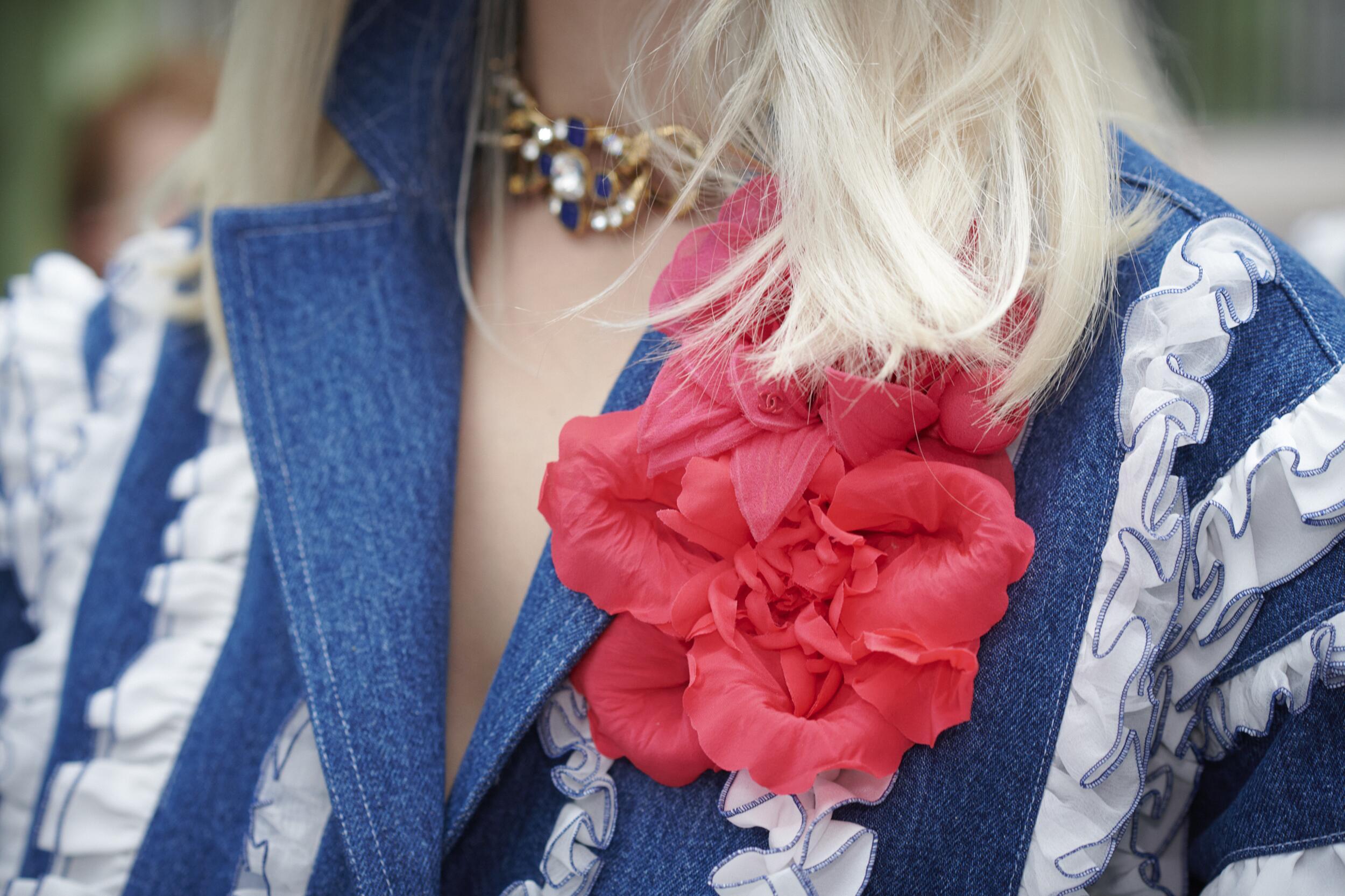 Chanel Detail SS 2020 Womenswear