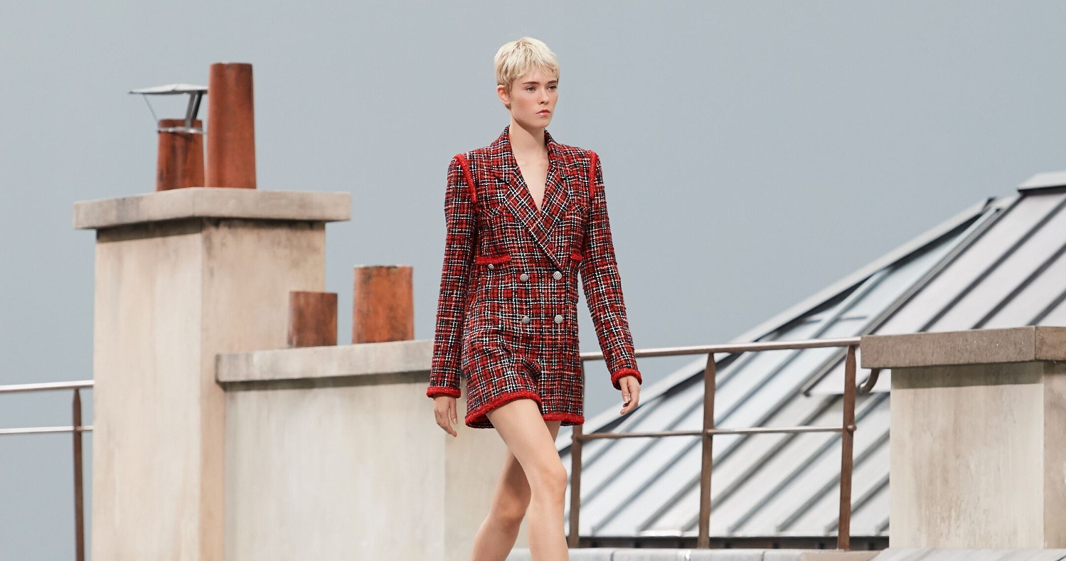 Chanel Fashion Show SS 2020 Paris