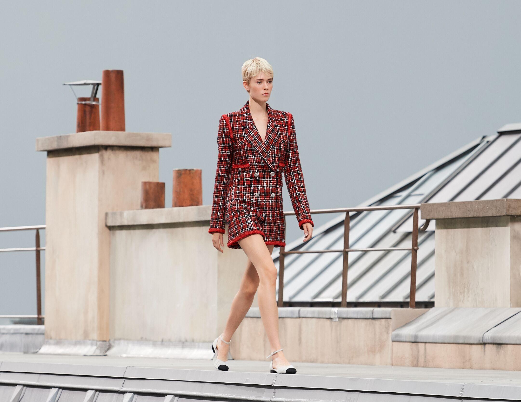 Chanel Fashion Show SS 2020
