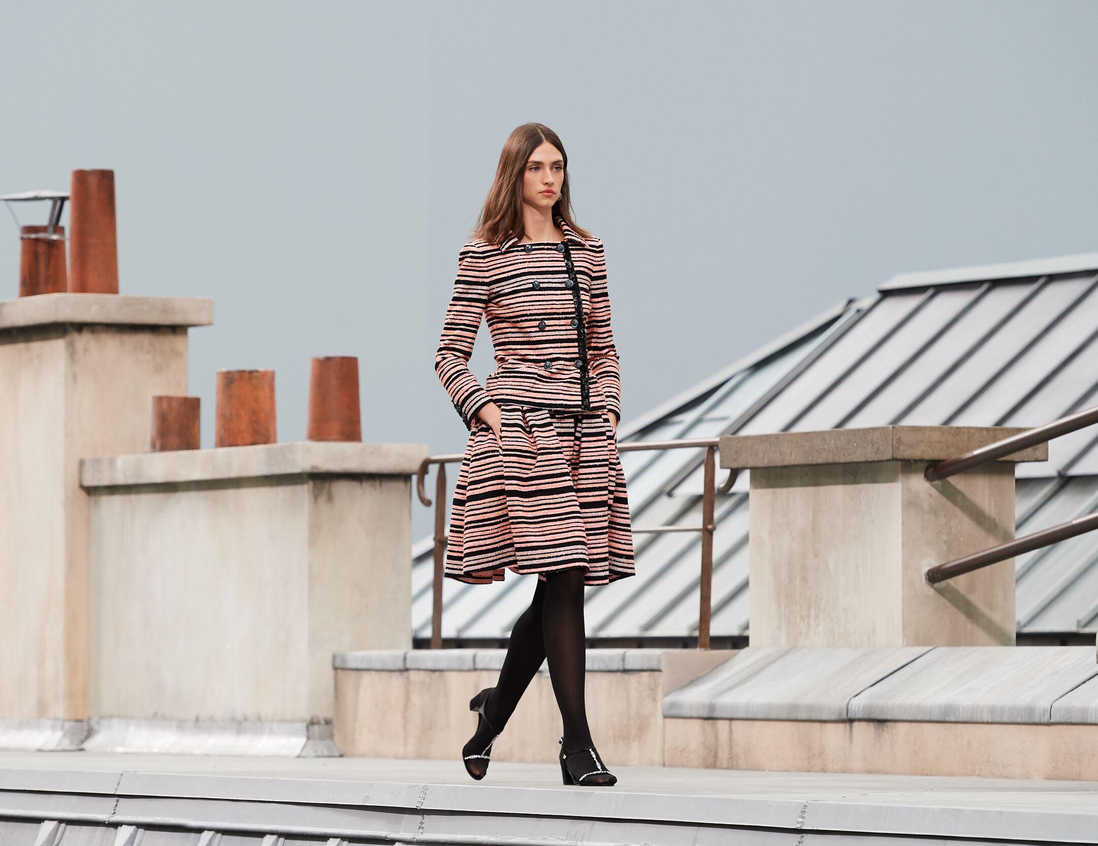 Chanel Paris Fashion Week Womenswear