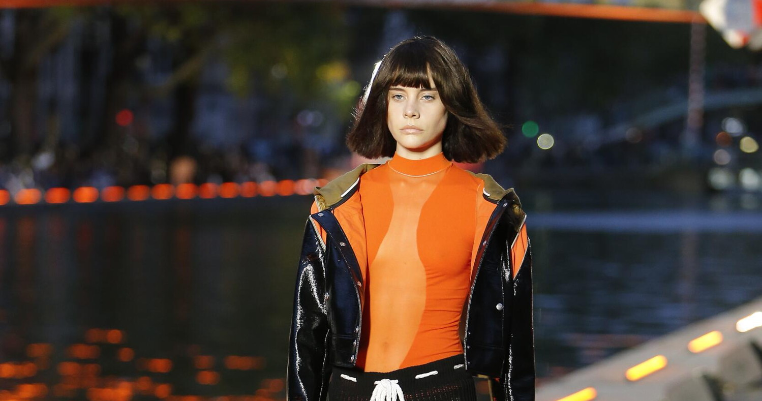 Courrèges Fashion Show SS 2020 Paris