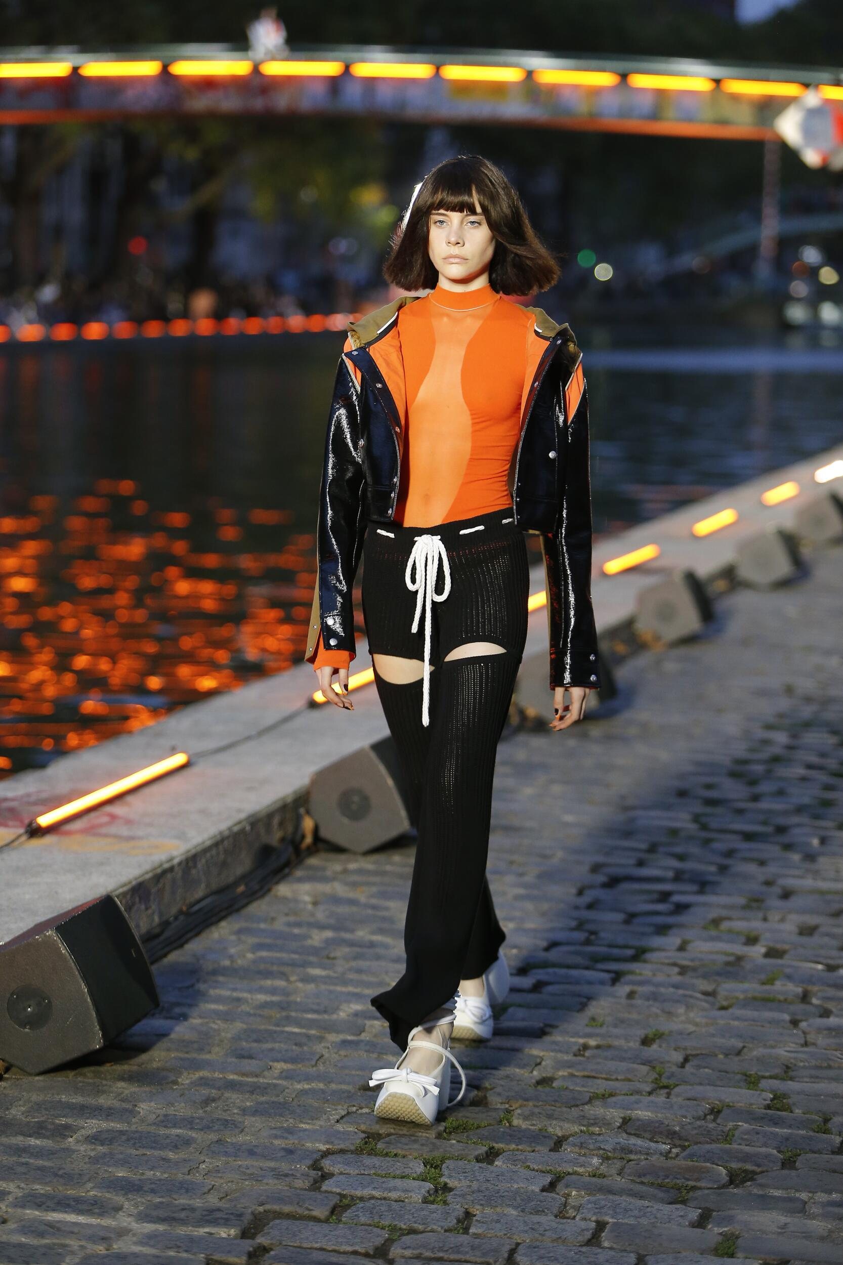 Courrèges Fashion Show SS 2020