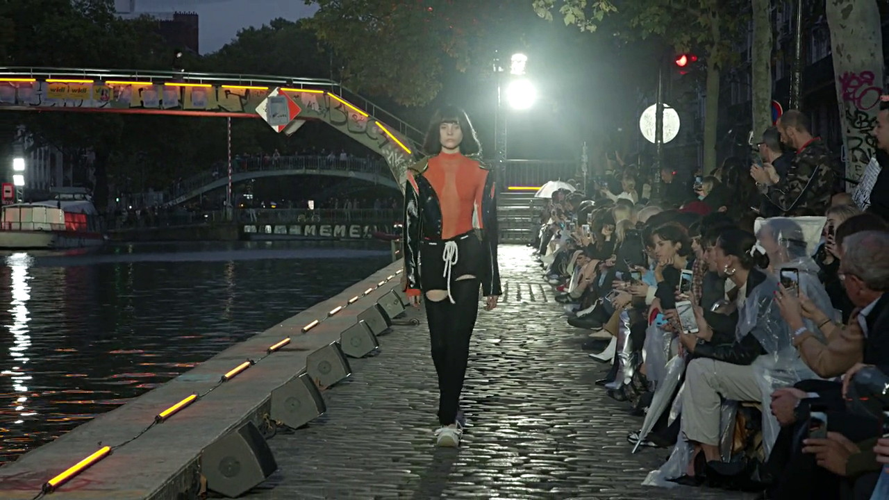 Courrèges Spring Summer 2020 Fashion Show - Paris Fashion Week