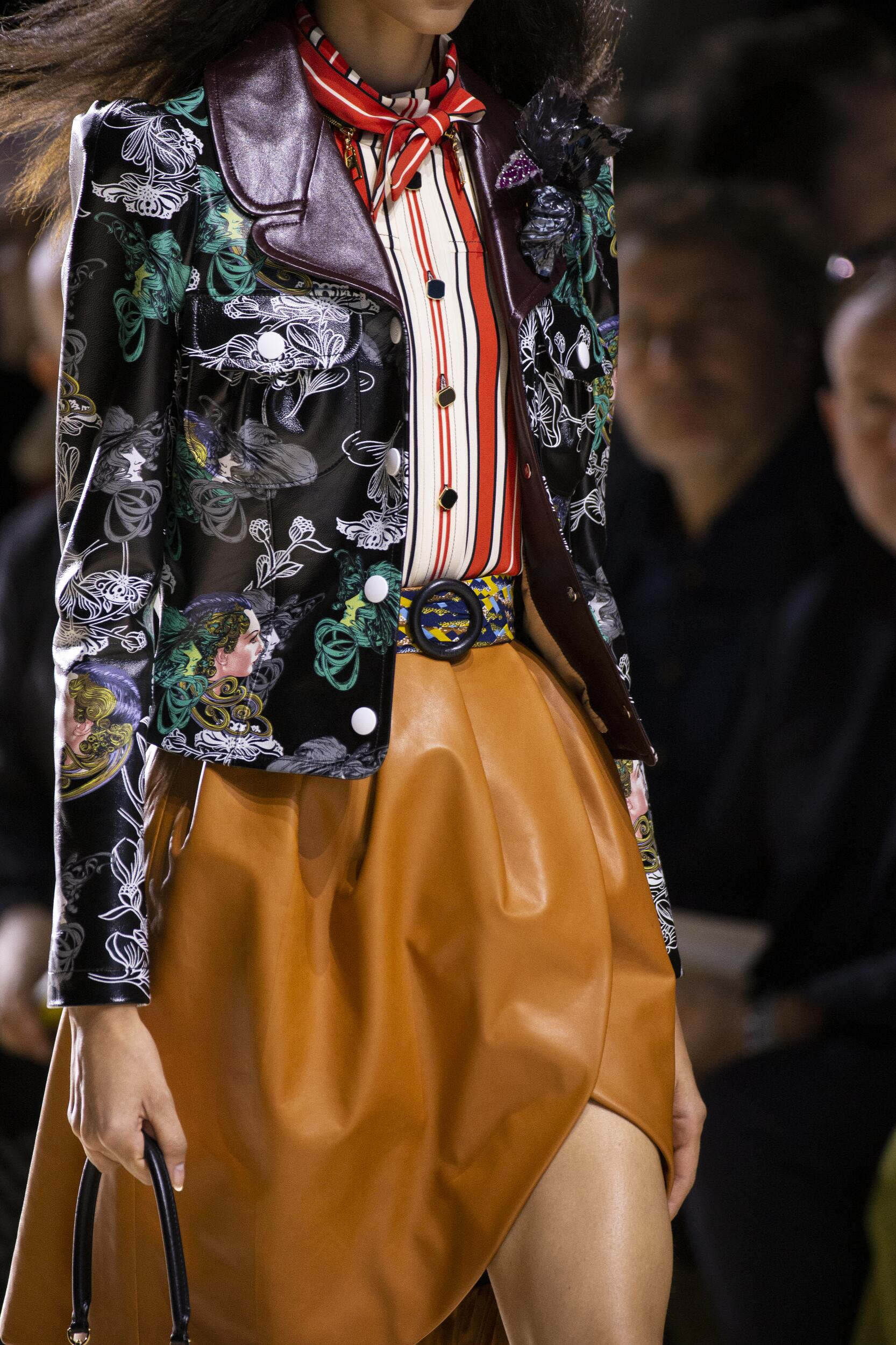 Detail 2020 Catwalk Louis Vuitton