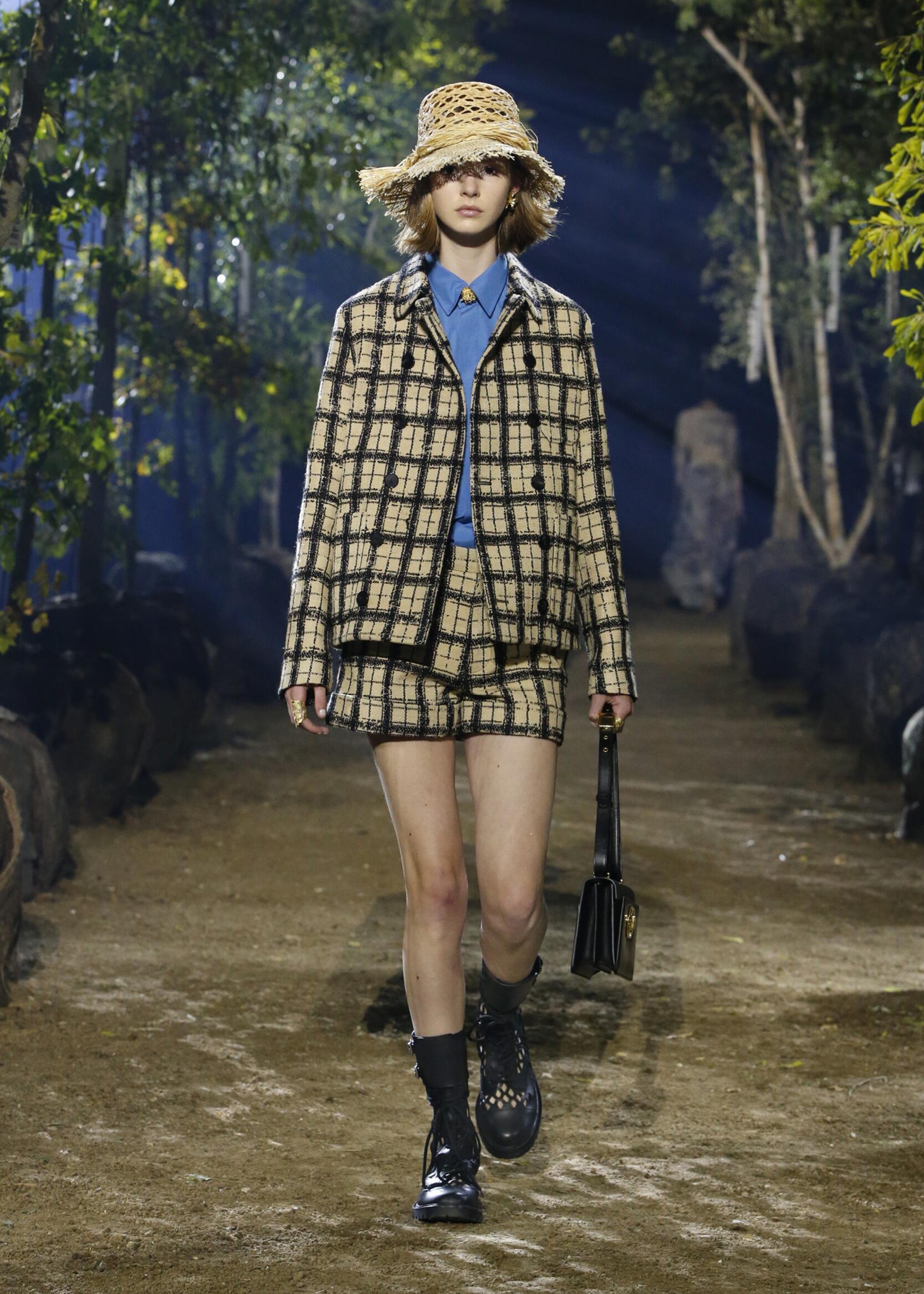 Dior Spring 2020 Catwalk