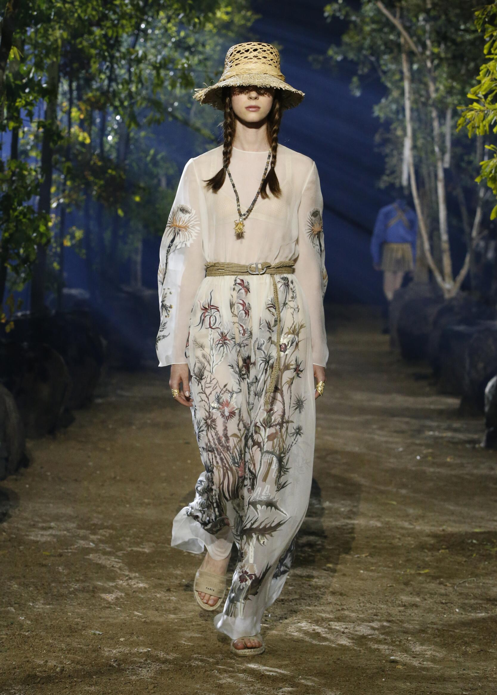 Dior Spring Summer 2020 Collection Paris Fashion Week