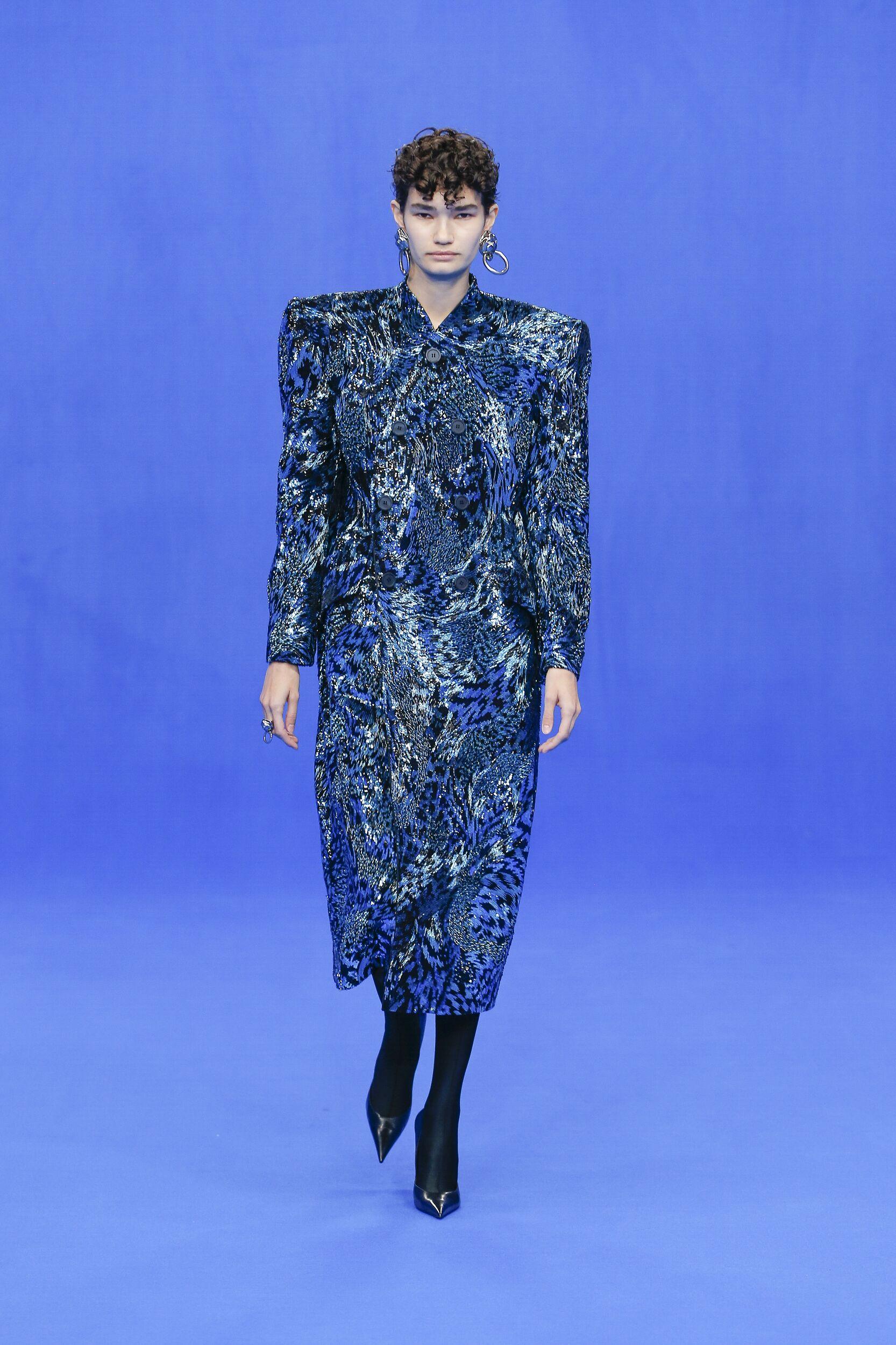 Fashion 2020 Catwalk Balenciaga Summer Womens Collection