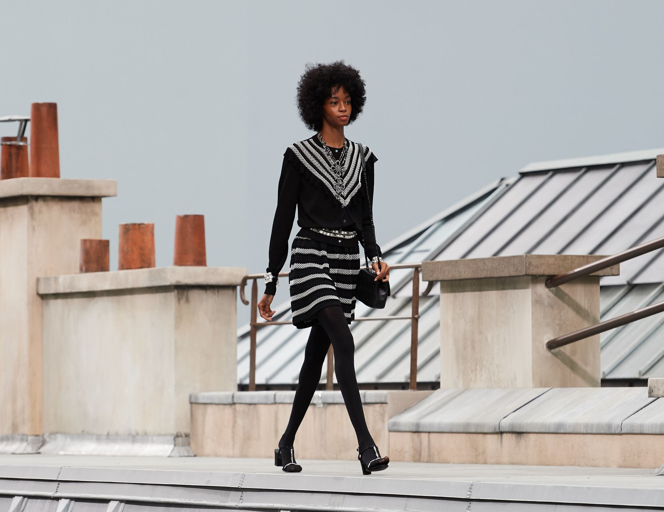 Fashion 2020 Catwalk Chanel Summer Womens Collection