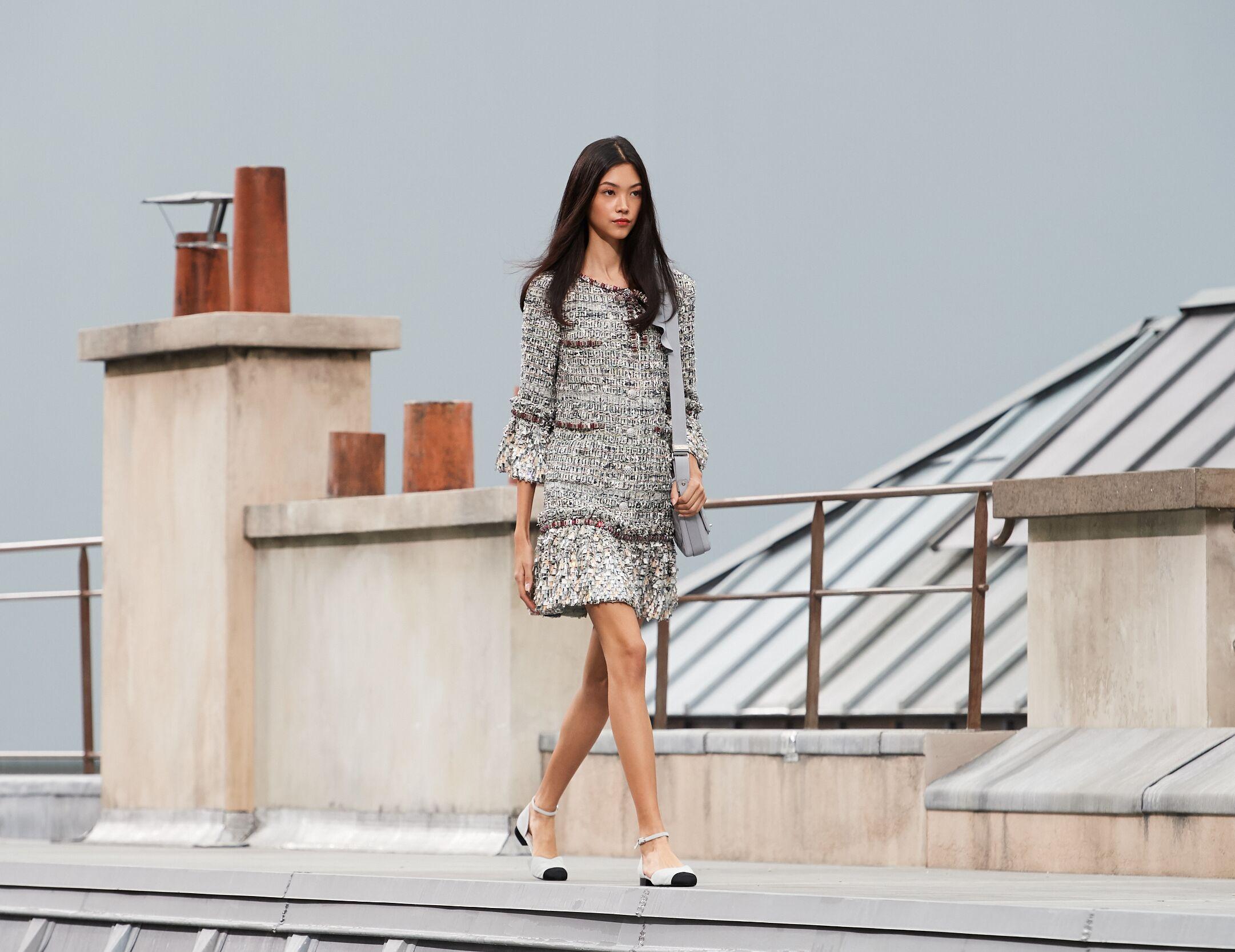 Fashion 2020 Catwalk Chanel Summer
