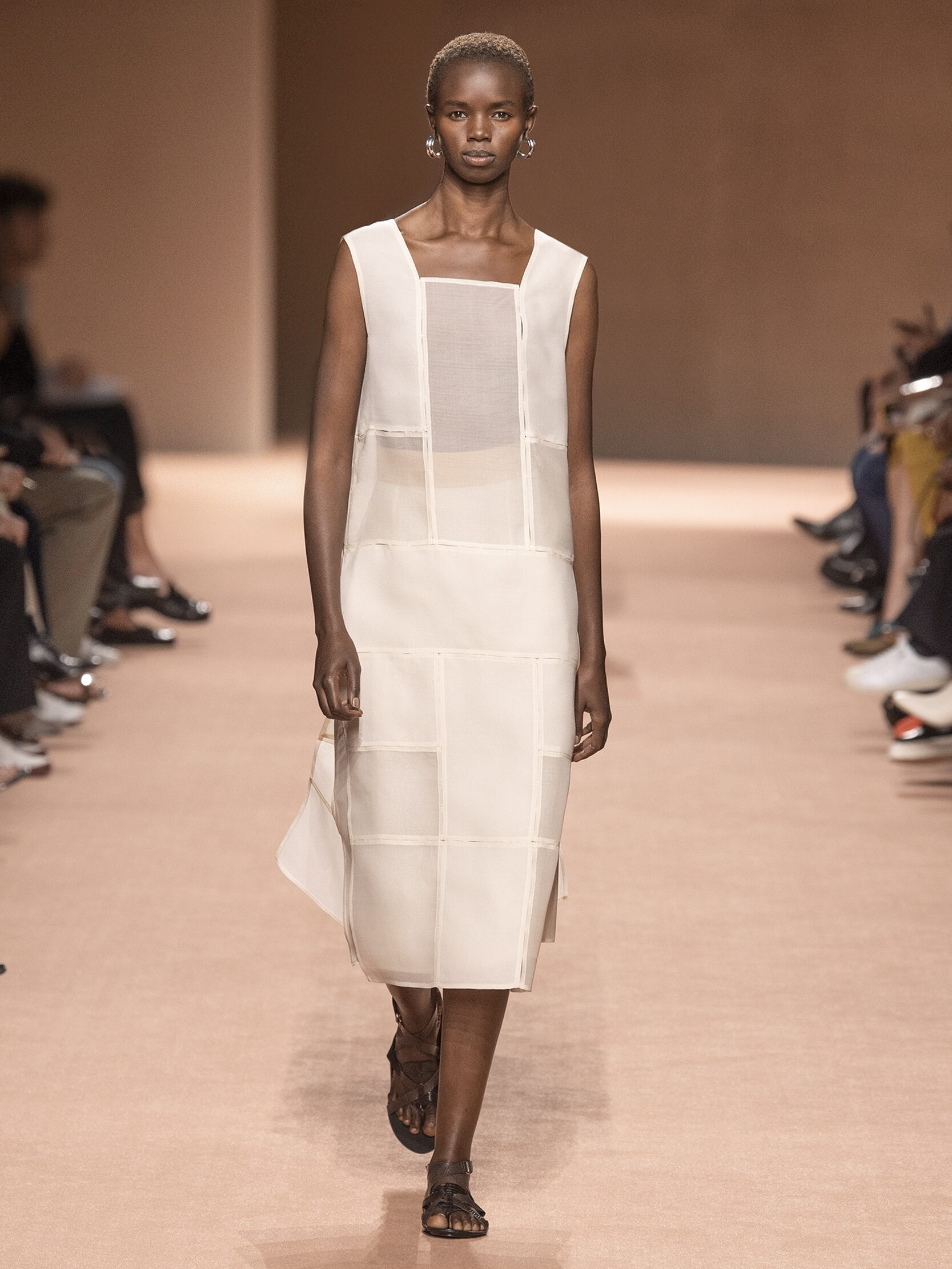 Fashion 2020 Catwalk Hermès