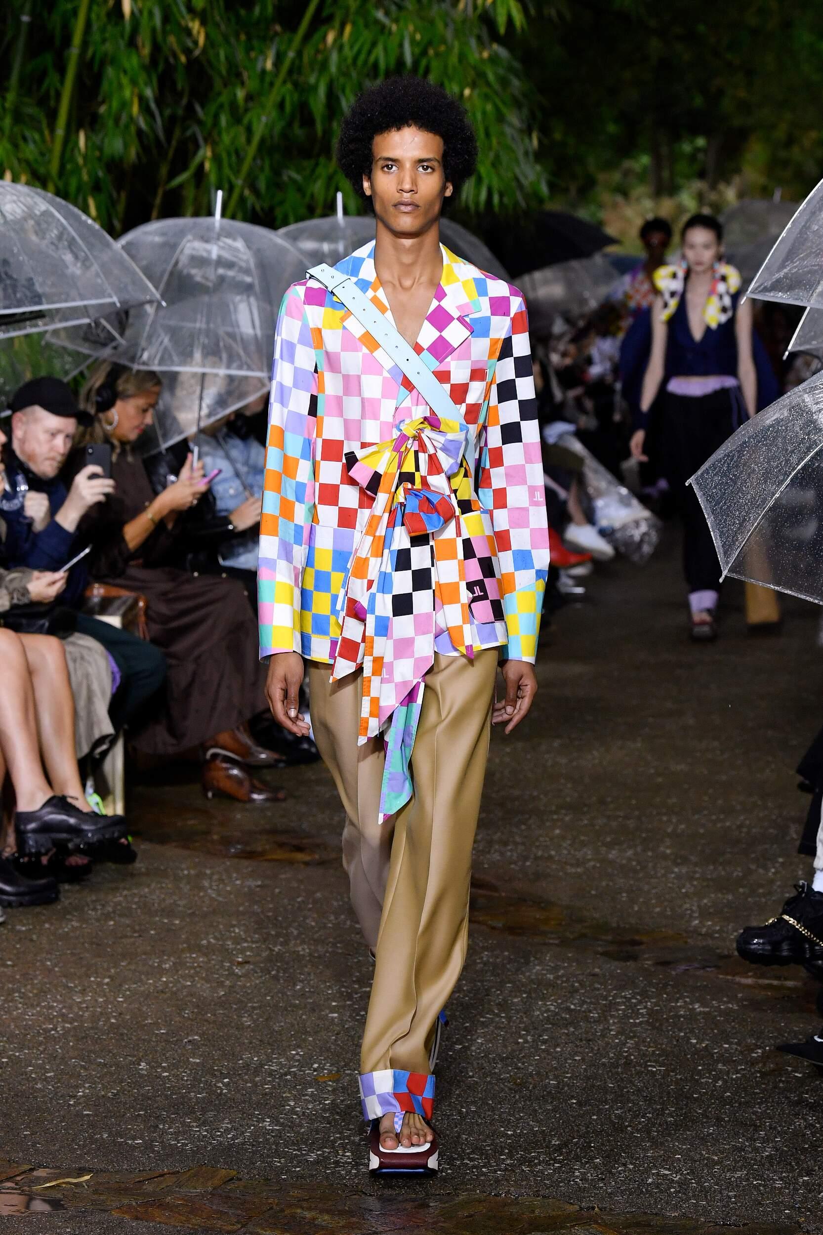 Fashion 2020 Catwalk Lanvin
