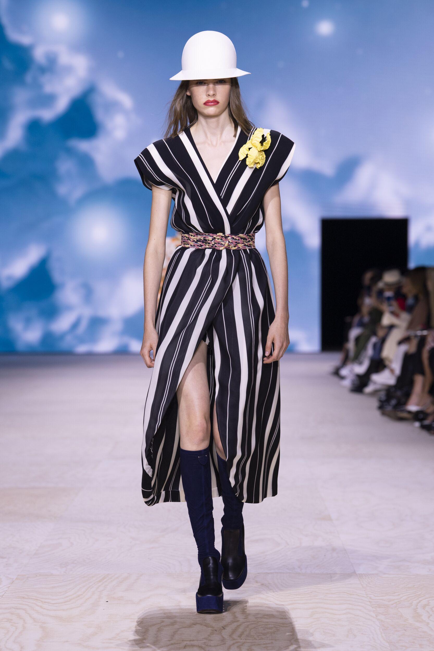 Fashion 2020 Catwalk Louis Vuitton Summer