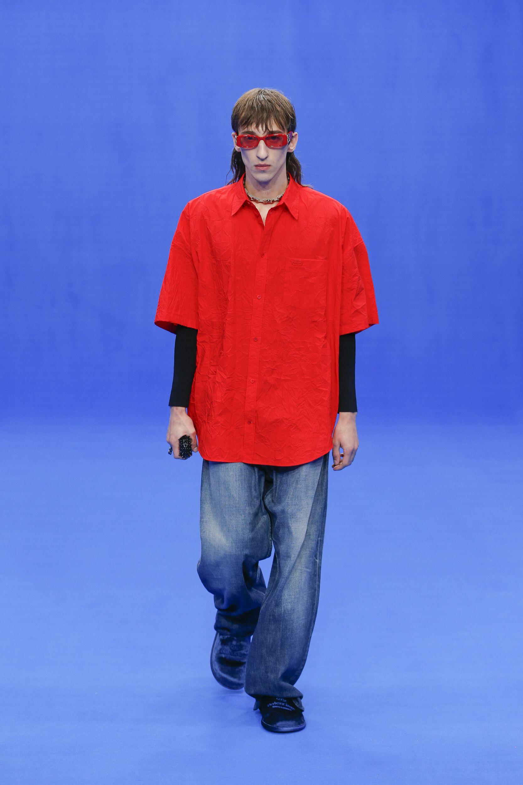 Fashion 2020 Men Style Balenciaga
