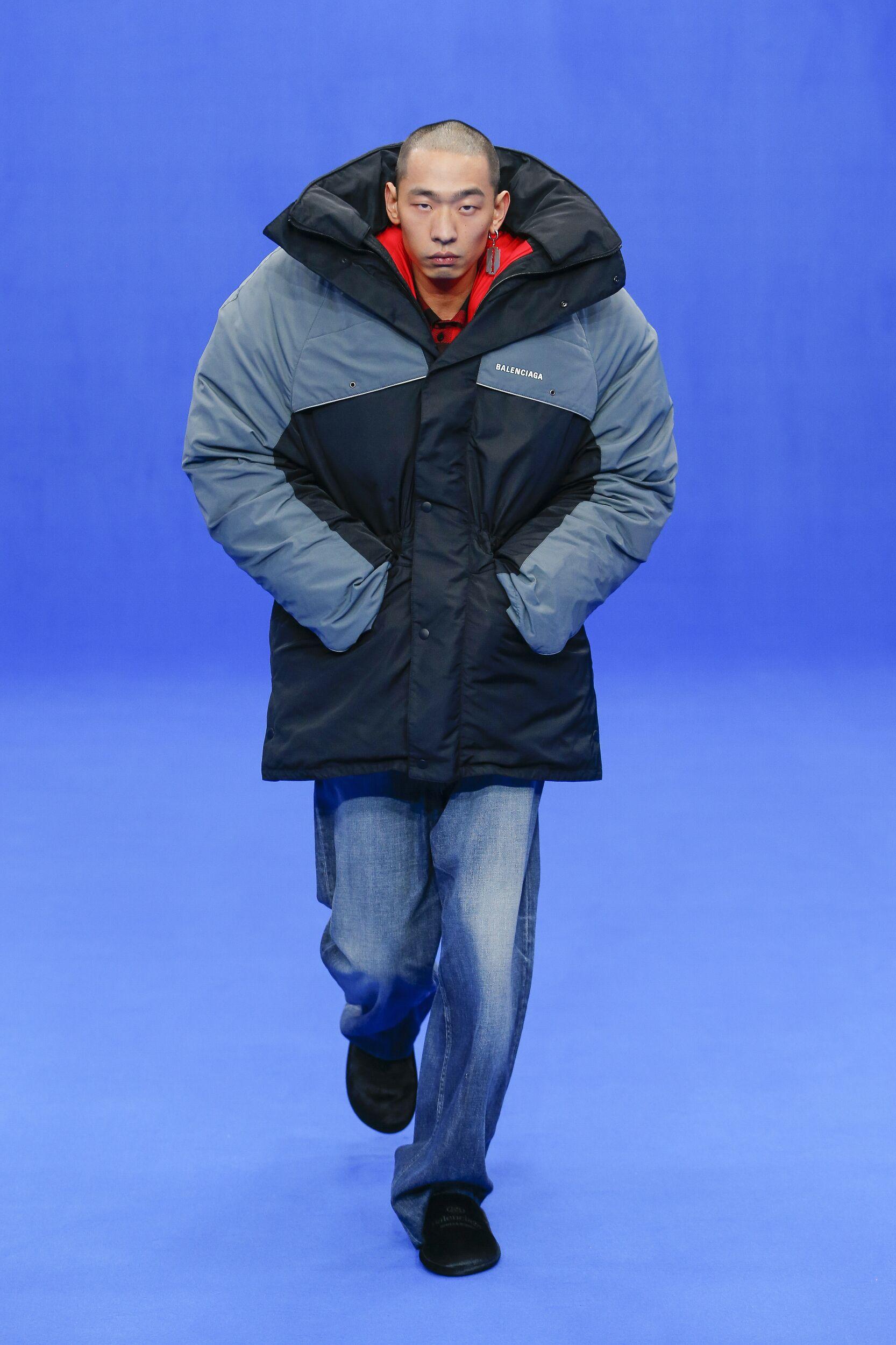 Fashion 2020 Mens Style Balenciaga