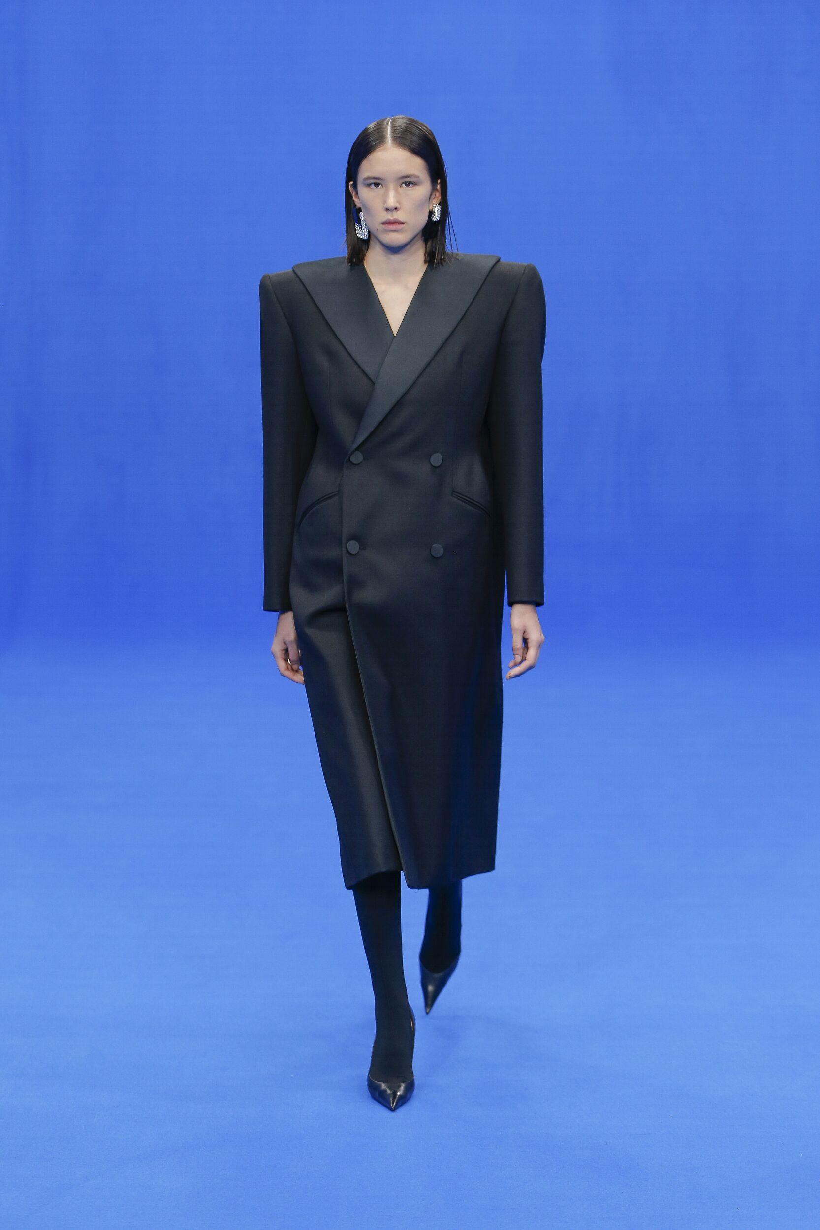 Fashion 2020 Runway Balenciaga SS