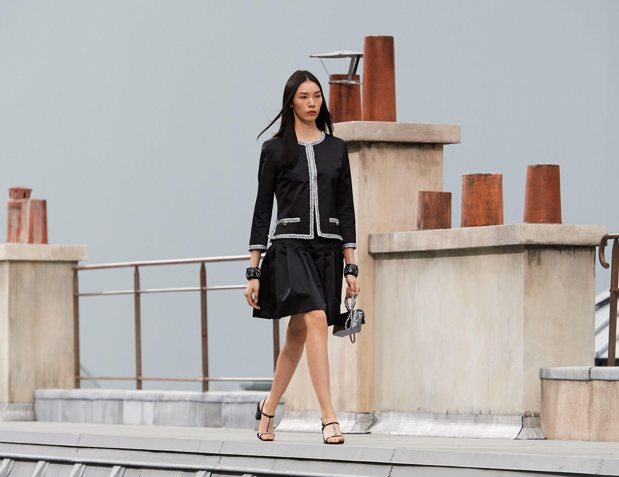 Fashion 2020 Runway Chanel SS