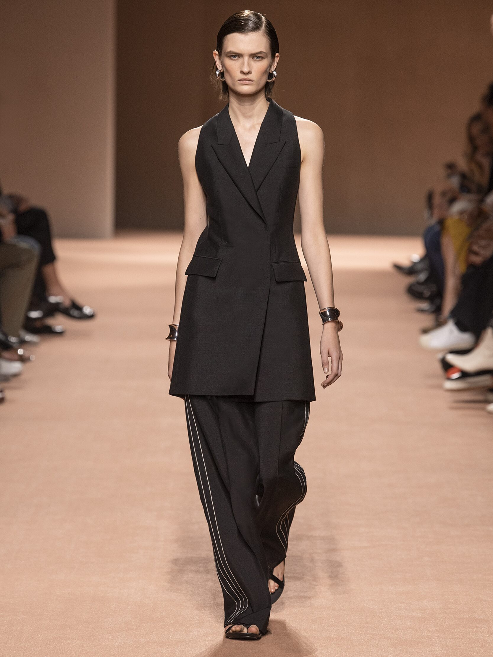 Fashion 2020 Runway Hermès Summer