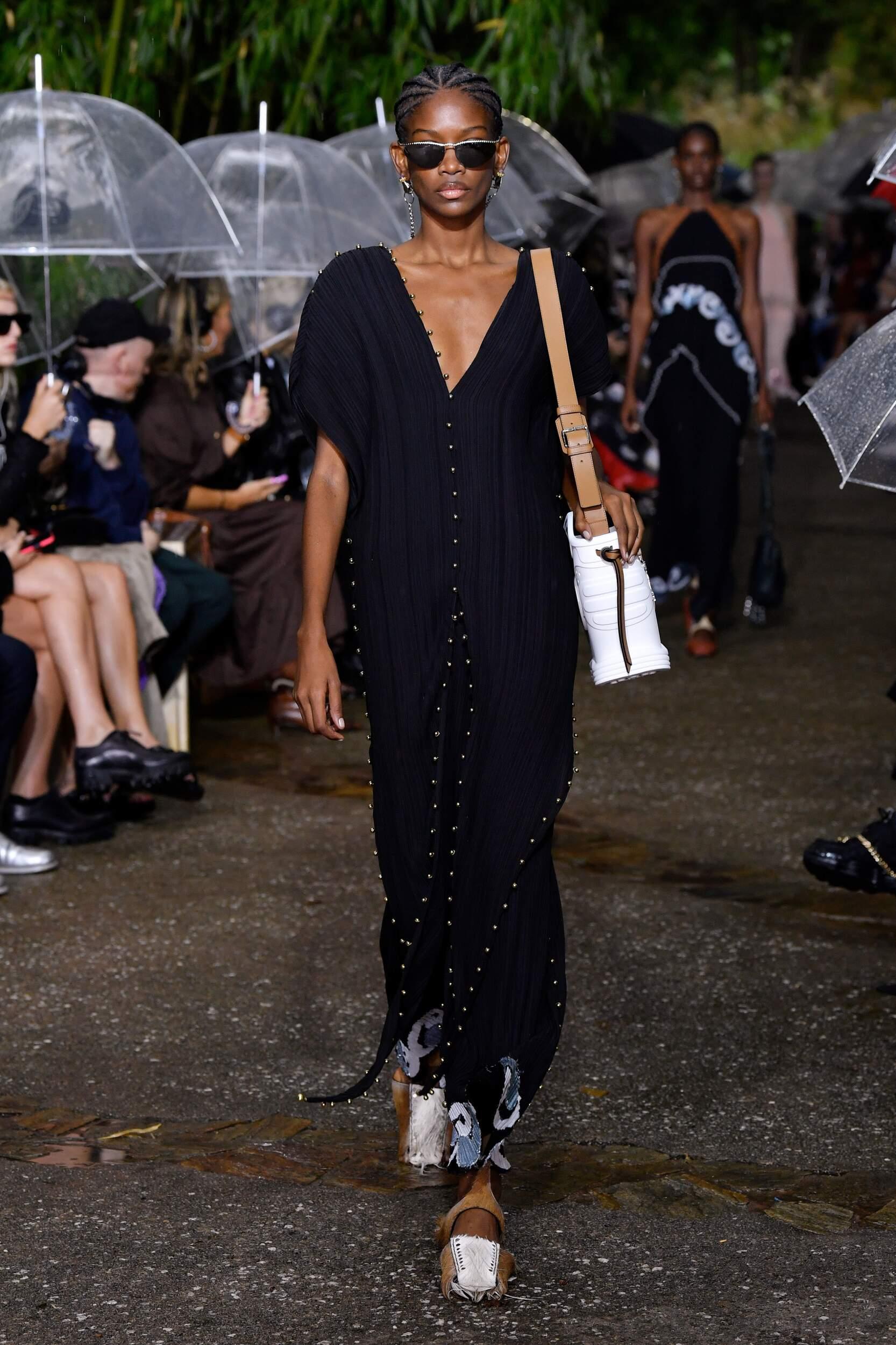 Fashion 2020 Runway Lanvin Summer