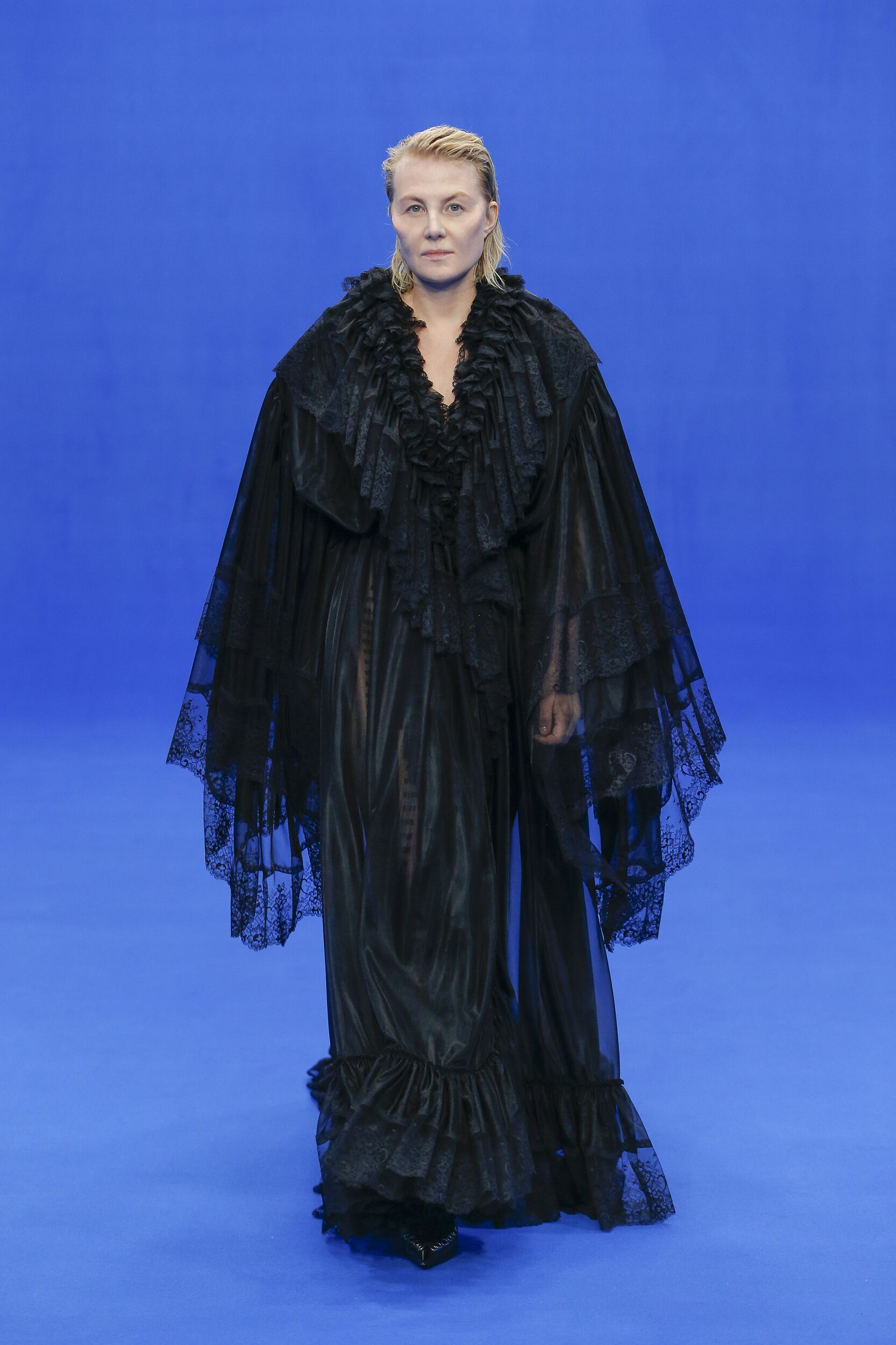 Fashion 2020 Runway Woman Balenciaga Summer