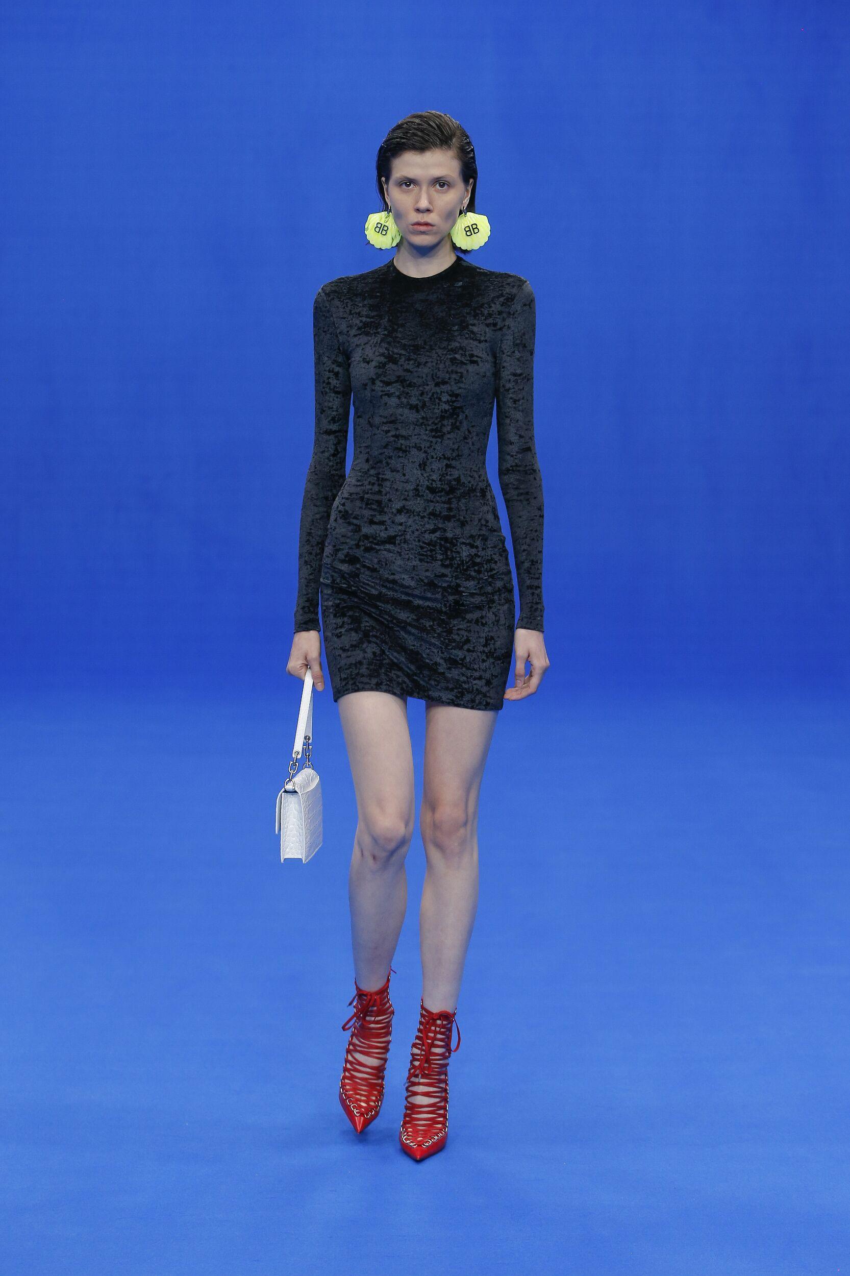 Fashion Trends 2020 Catwalk Balenciaga Summer Womens Collection