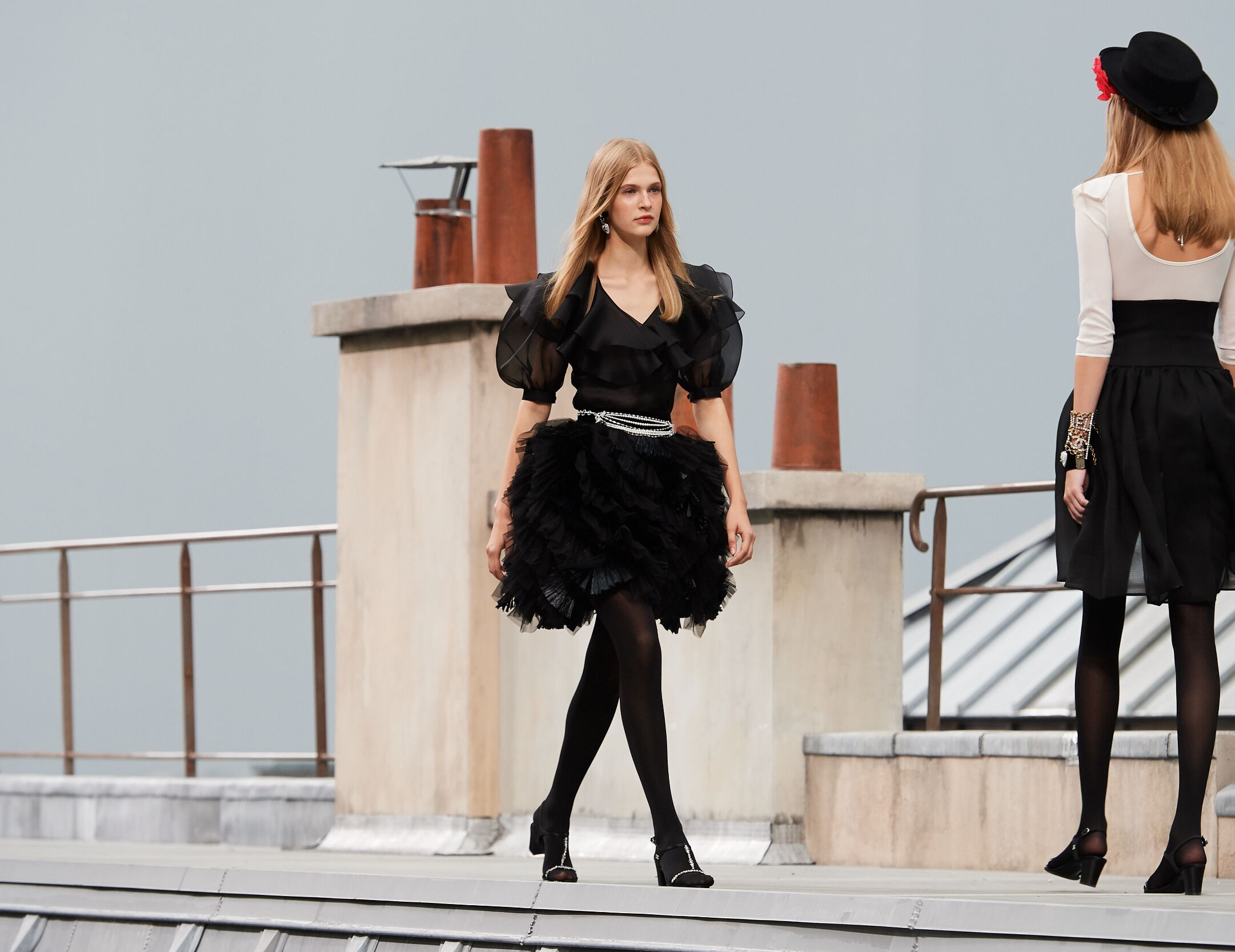 Fashion Trends 2020 Catwalk Chanel Summer Womens Collection