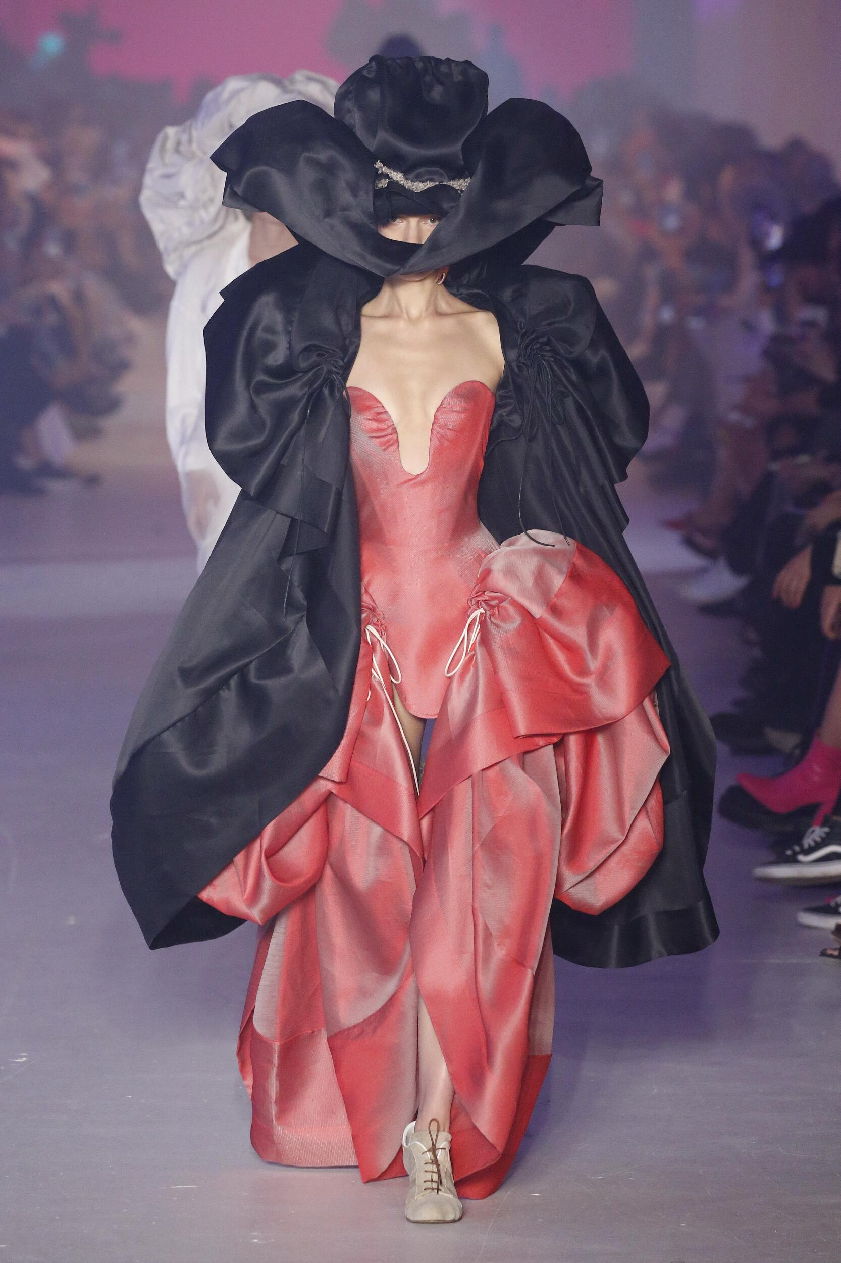 Fashion Week 2020 Catwalk Andreas Kronthaler for Vivienne Westwood