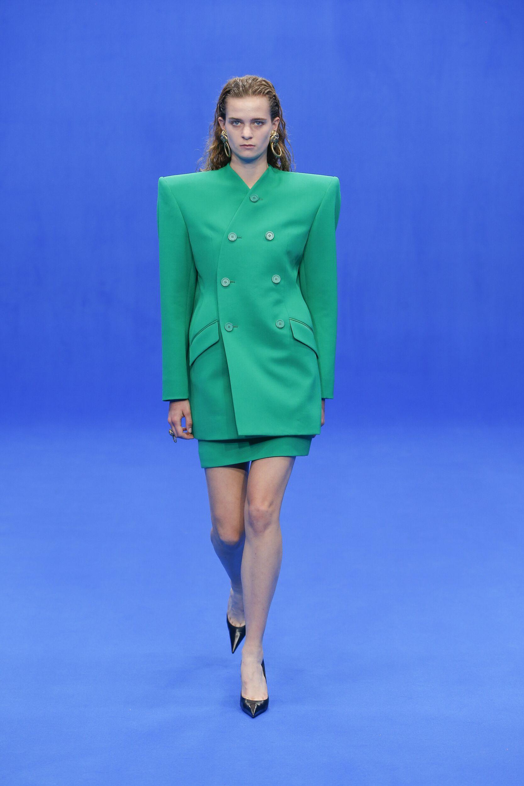 Fashion Week 2020 Catwalk Balenciaga