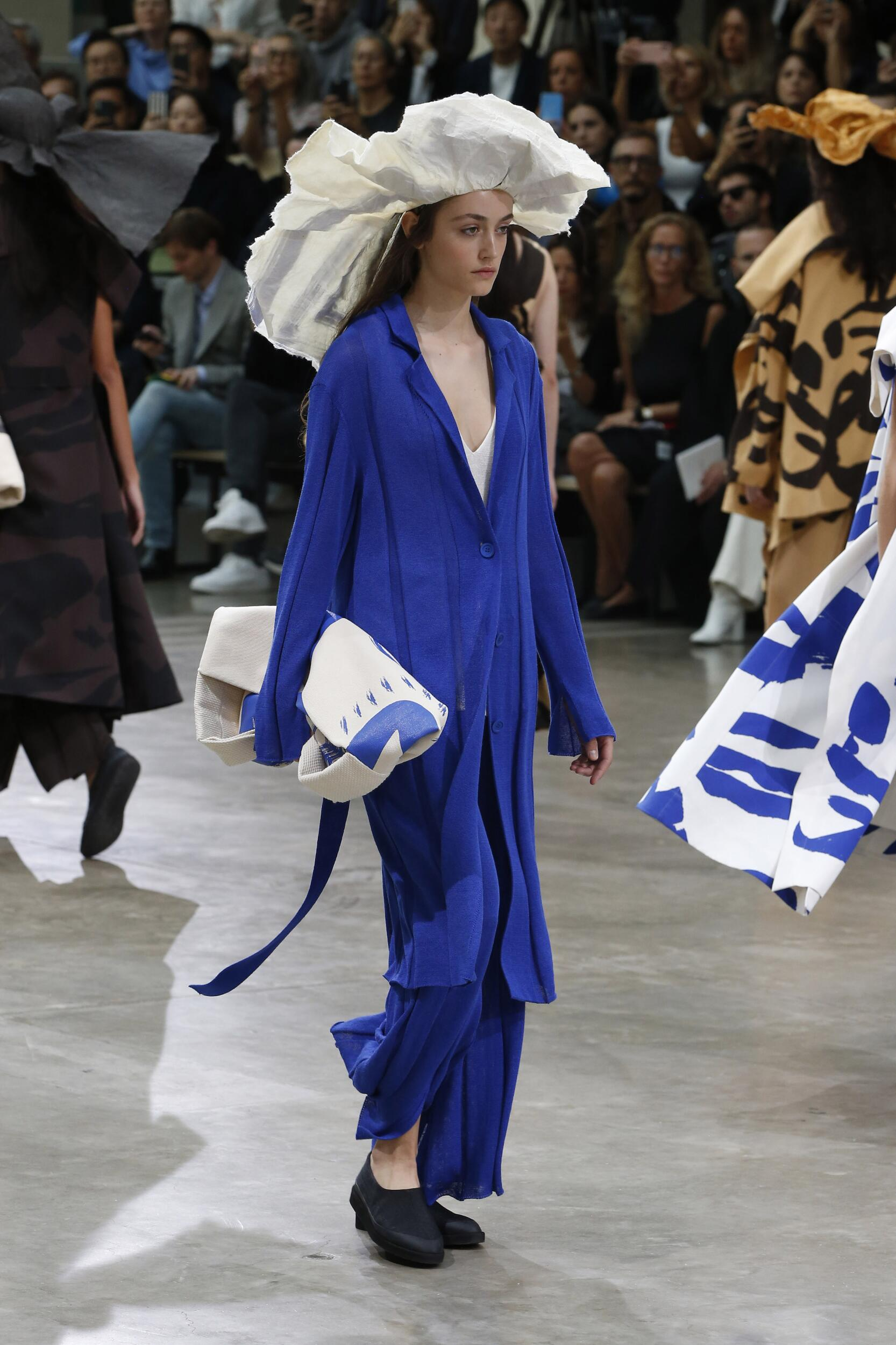Issey Miyake Women's Collection 2020