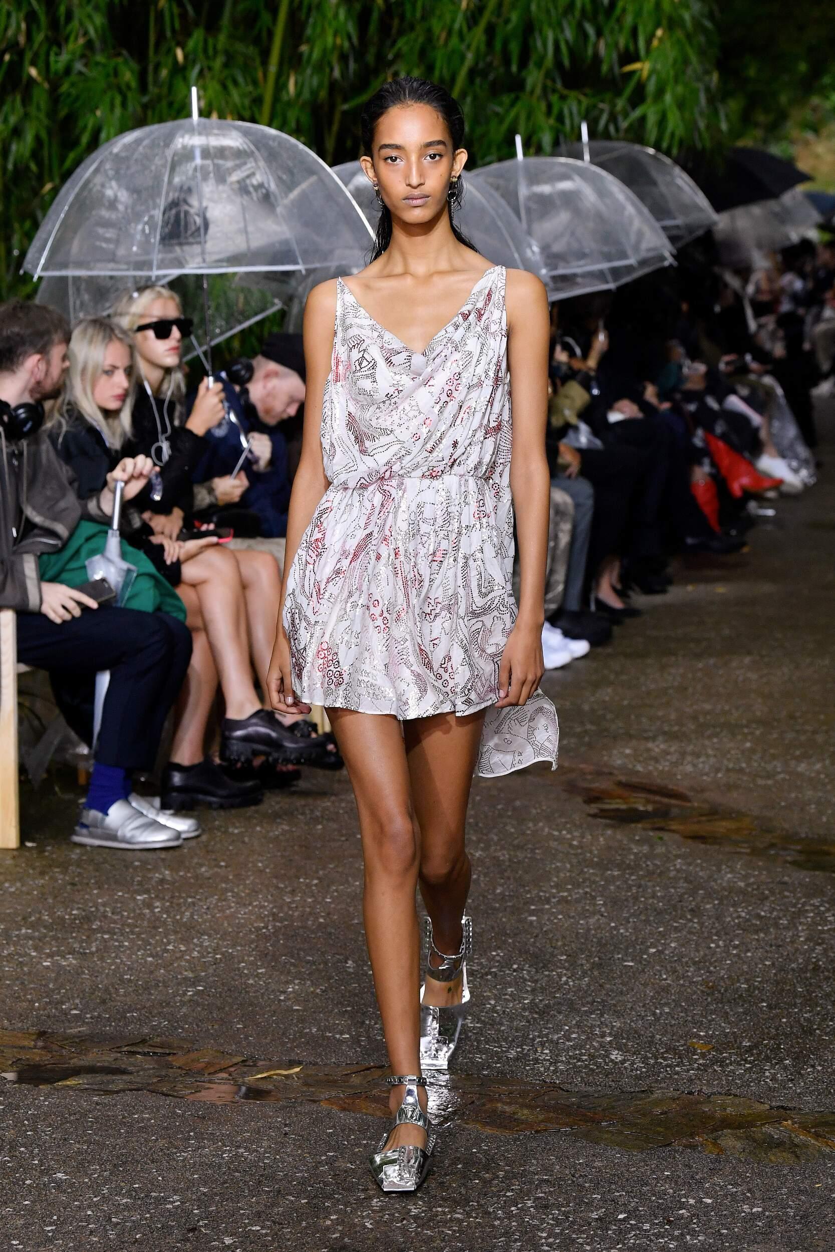 Lanvin 2020 Paris Trends Womenswear