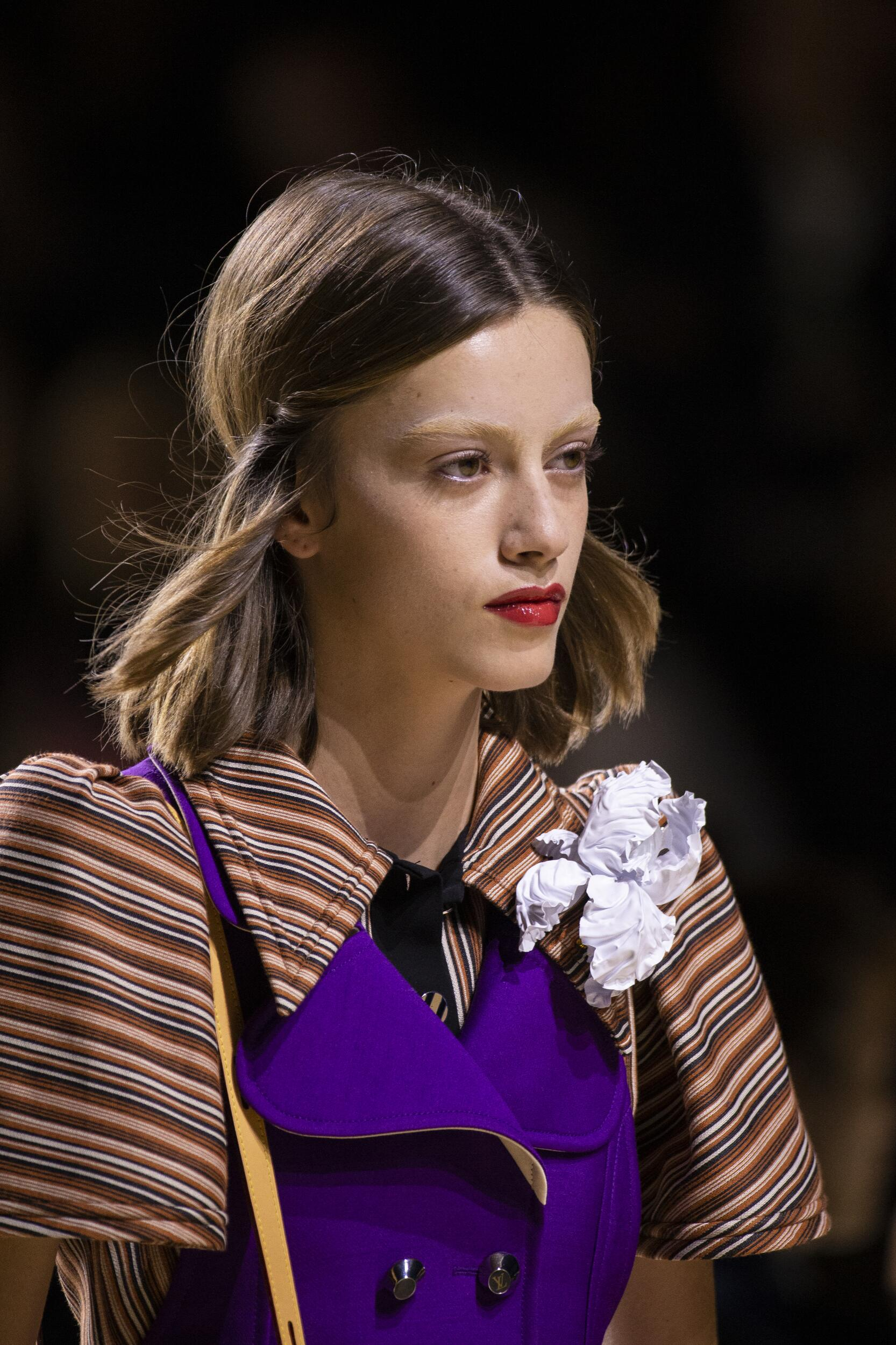 Louis Vuitton 2020 Model Portrait