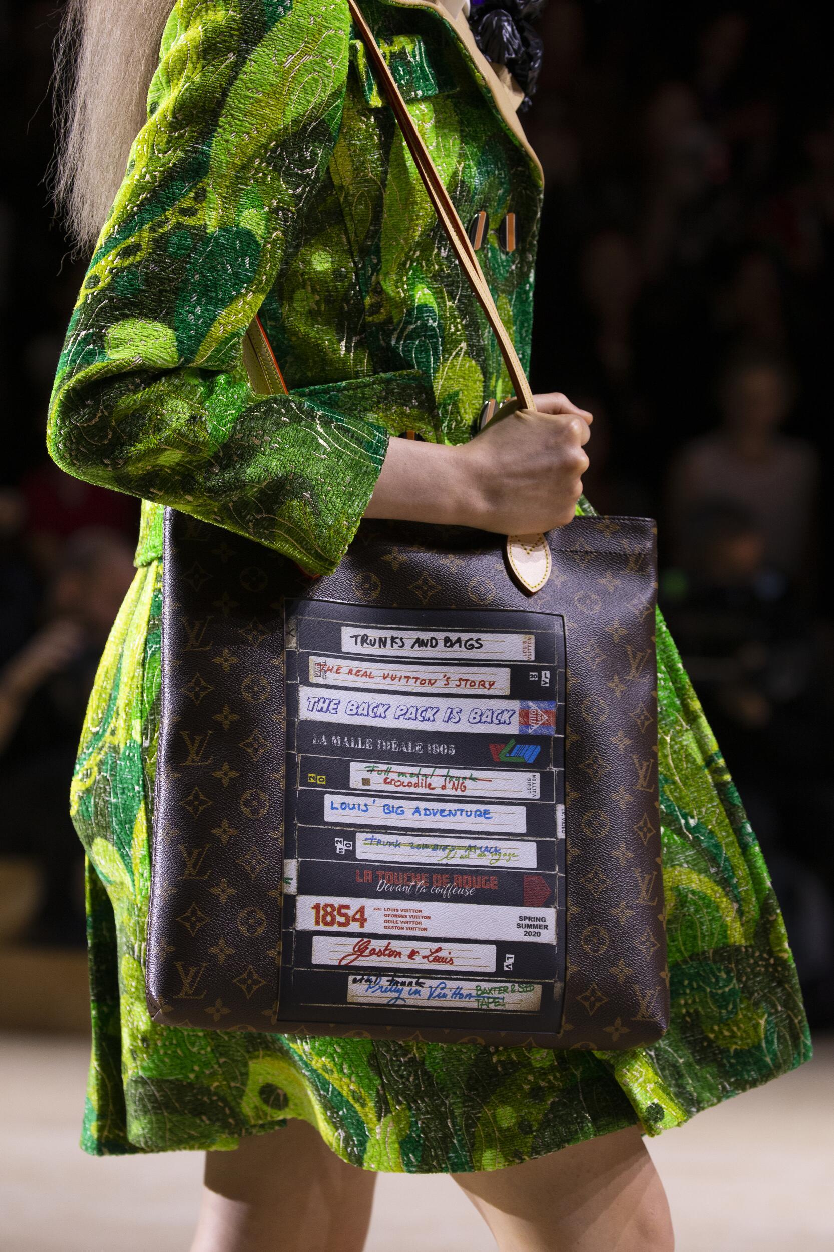 Louis Vuitton Bag Collection