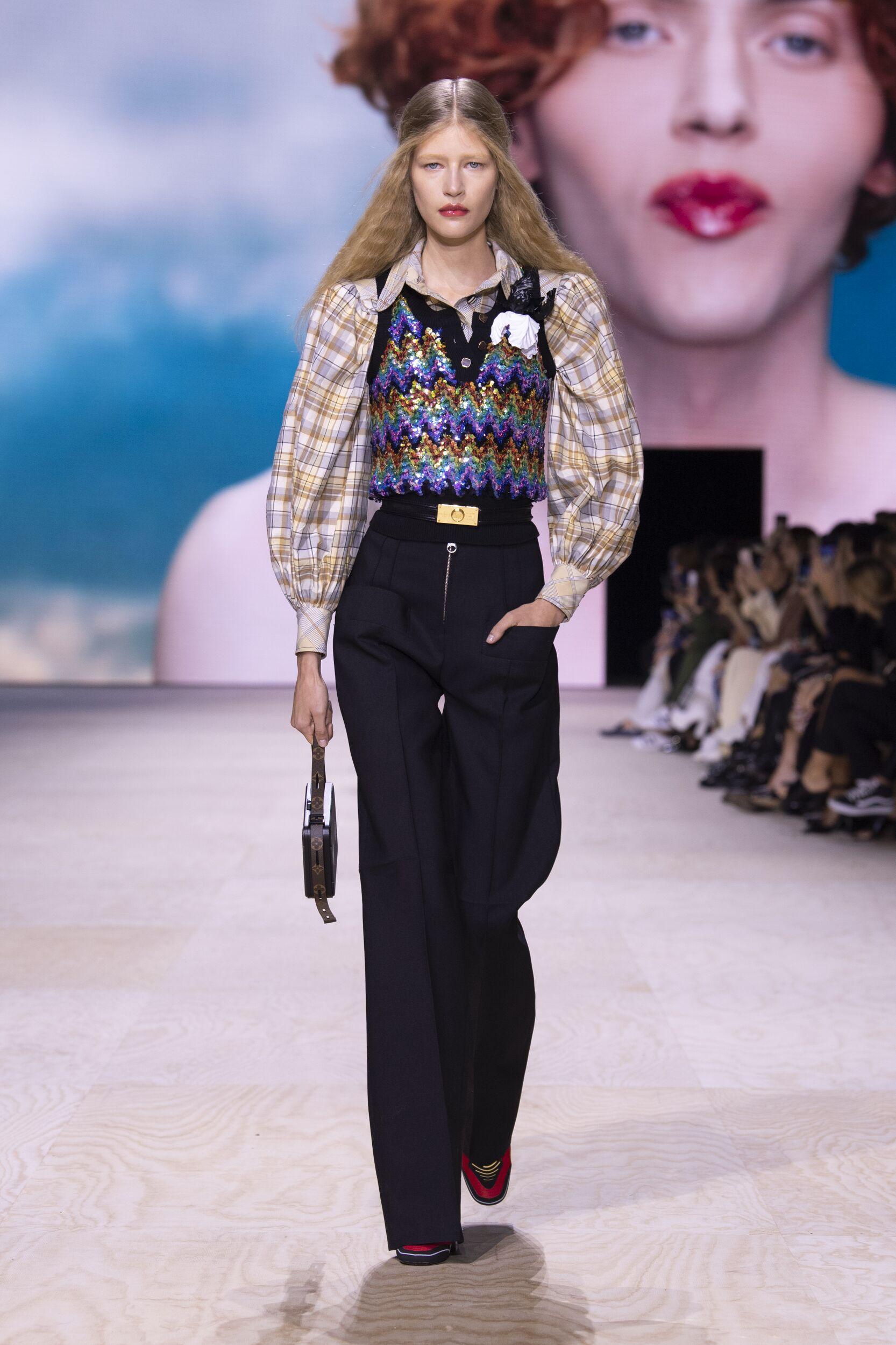 Louis Vuitton Fashion Show SS 2020