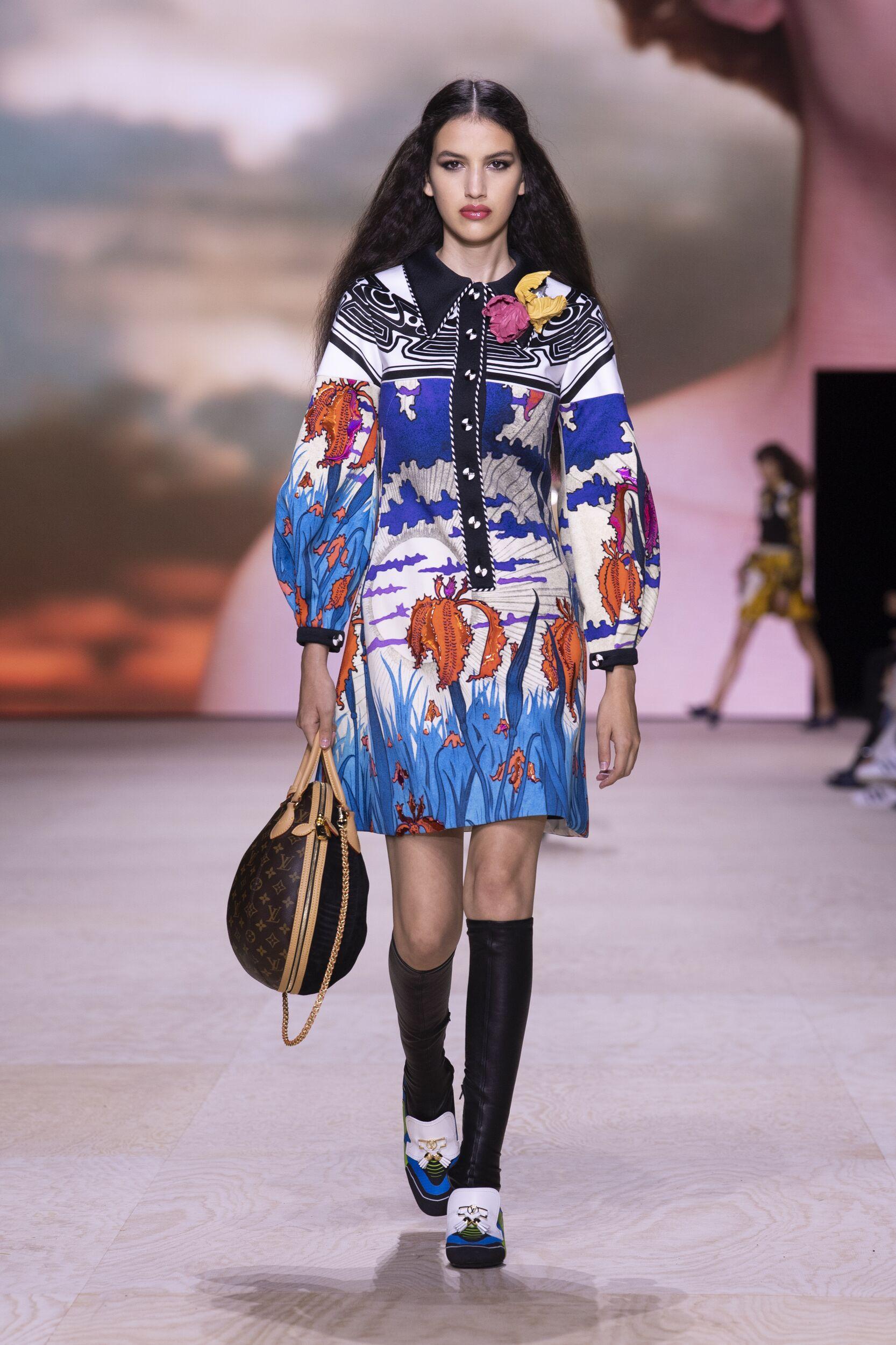 Louis Vuitton Women's Collection 2020