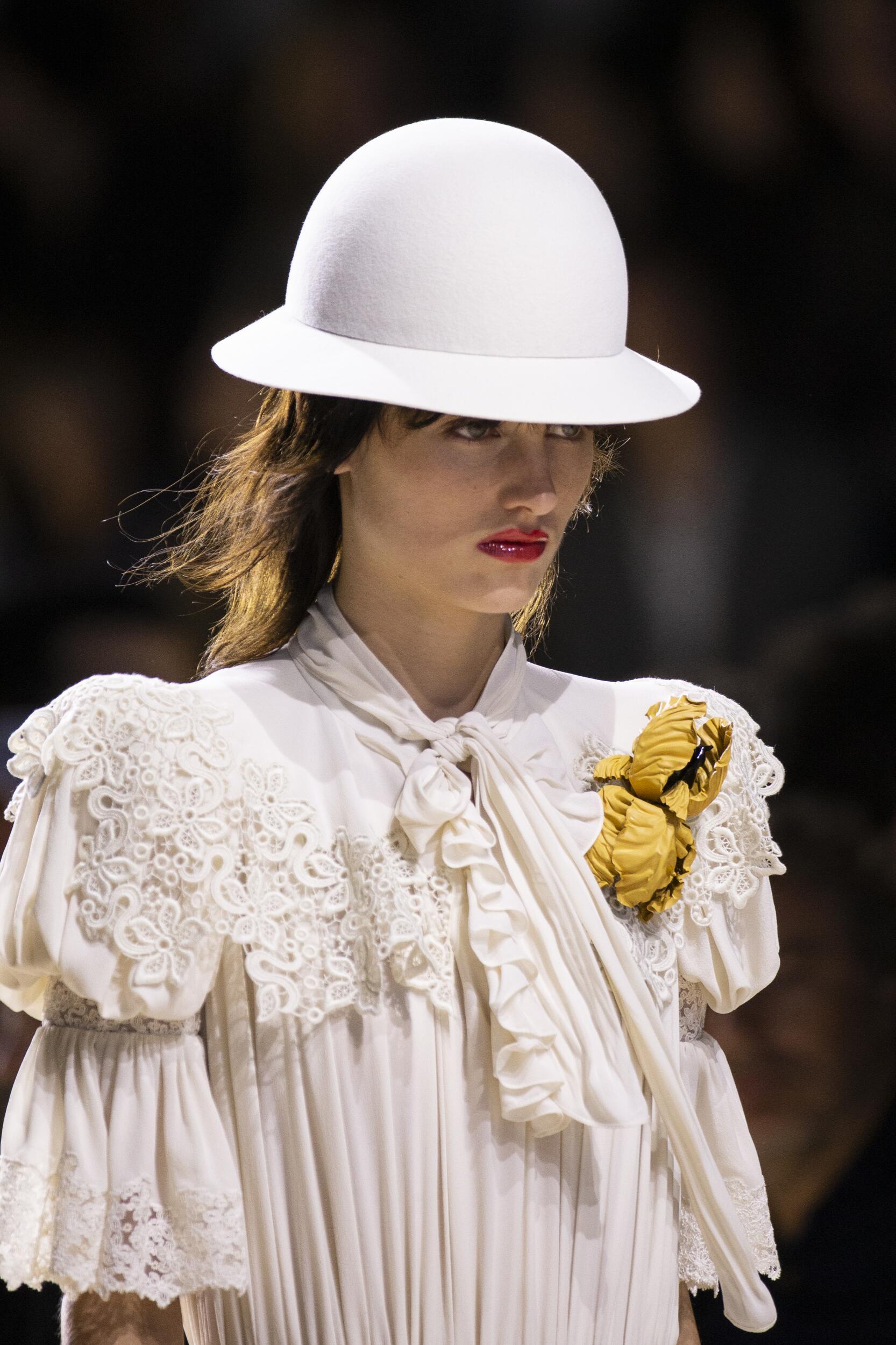Louis Vuitton Womenswear Portrait