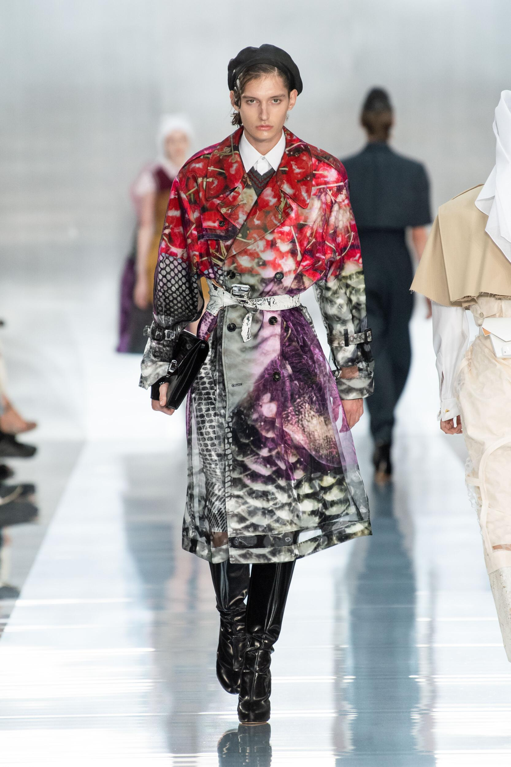 Maison Margiela Summer 2020 Catwalk
