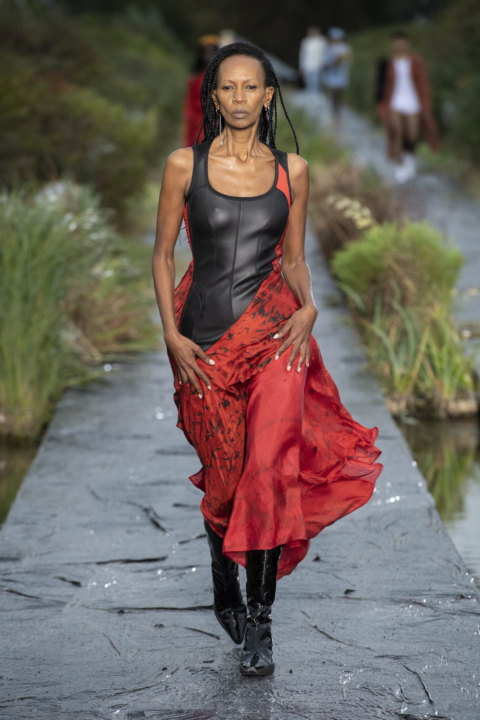 Marine Serre Paris Fashion Week Womenswear