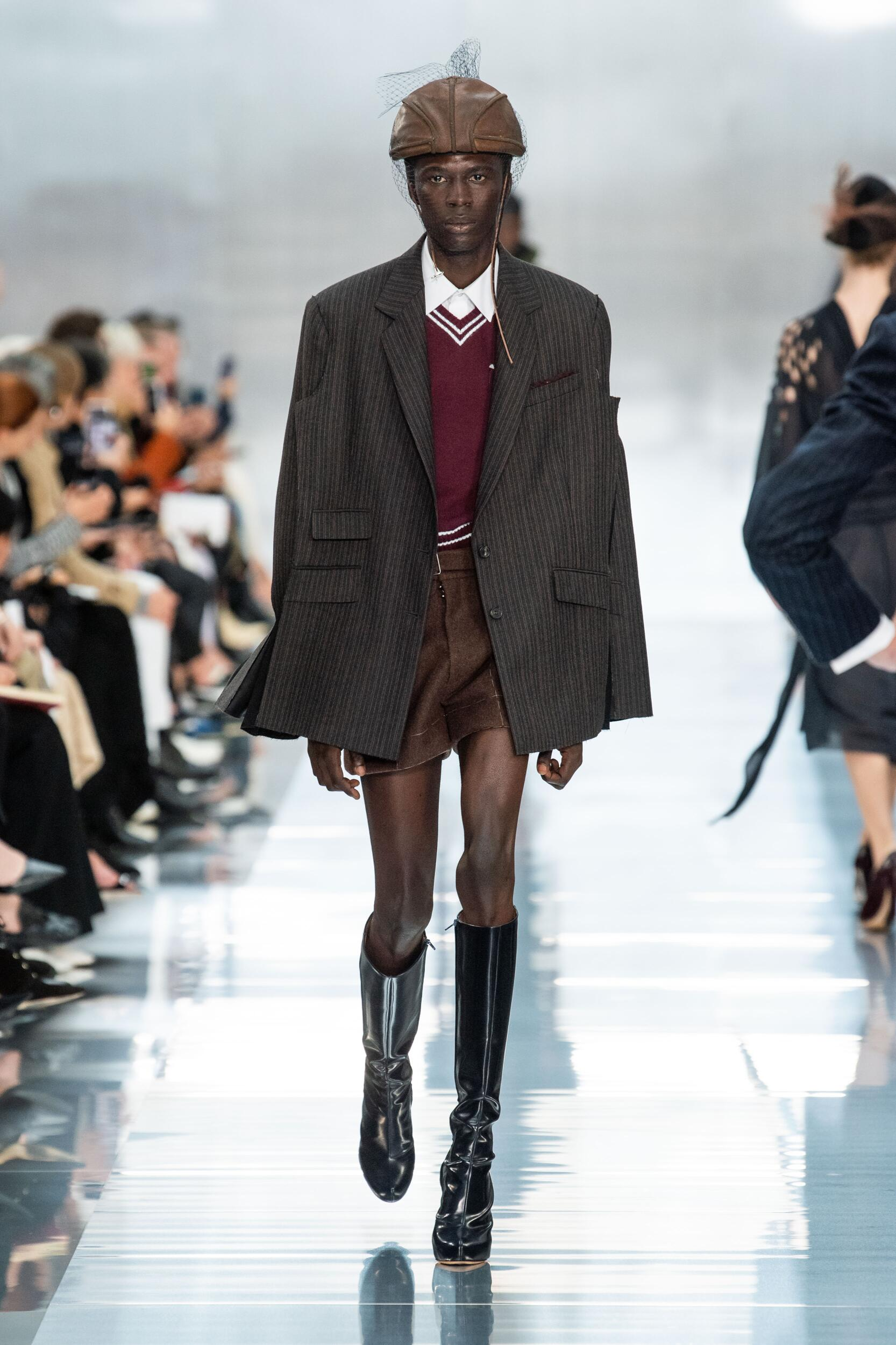 Menswear SS 2020 Fashion Show Maison Margiela