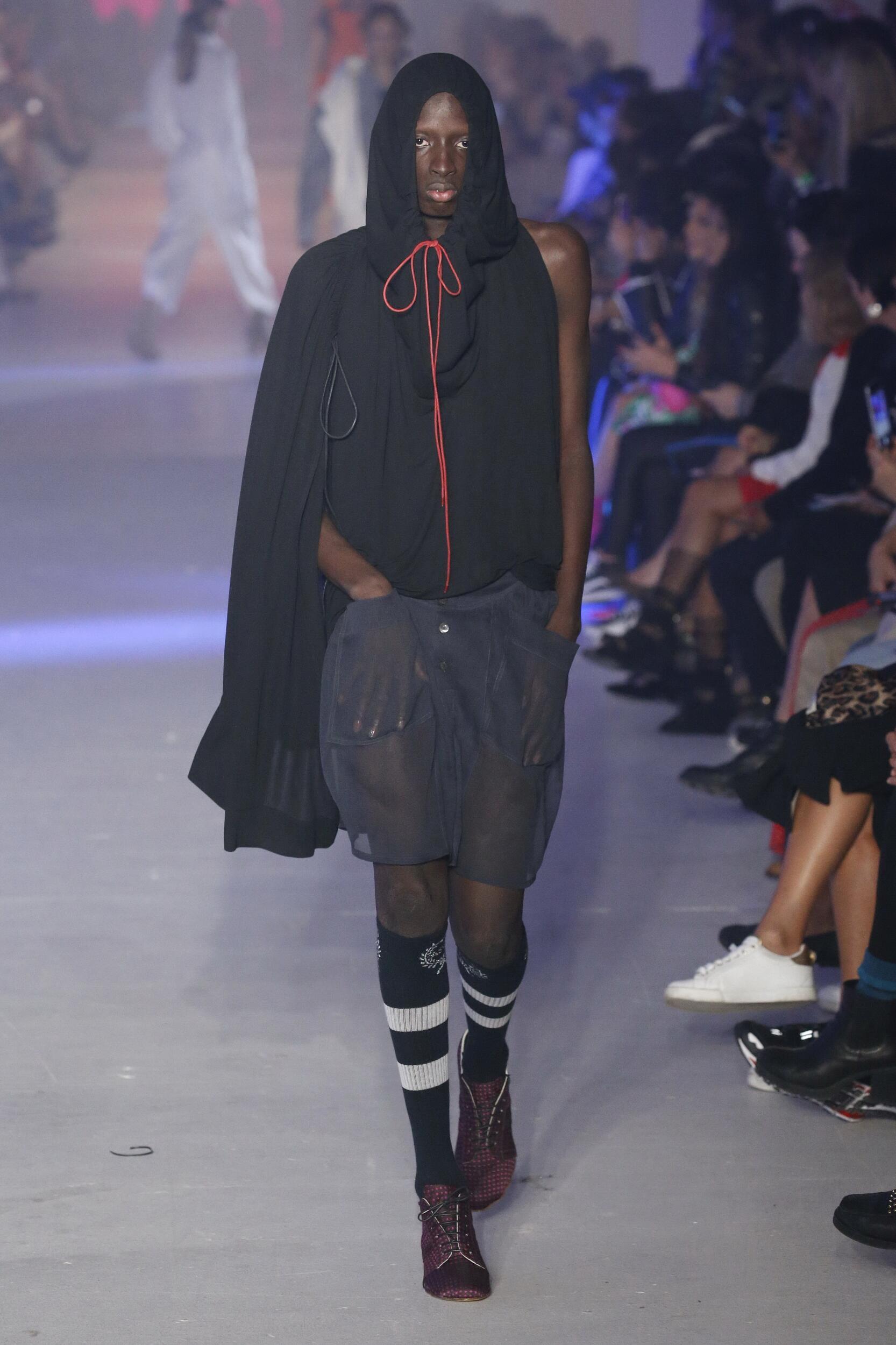 Menswear Spring Summer Andreas Kronthaler for Vivienne Westwood 2020