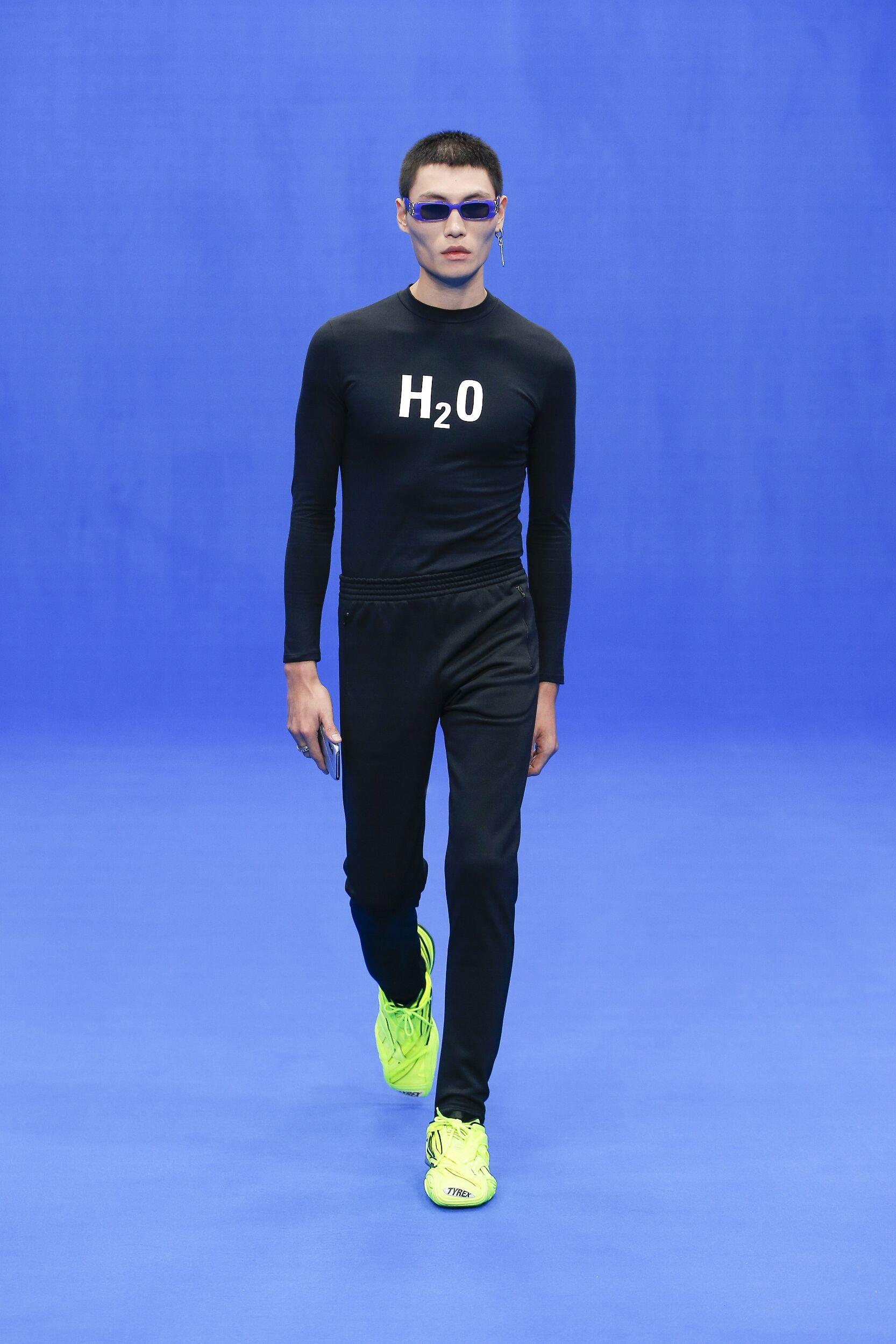 Menswear Summer Balenciaga 2020