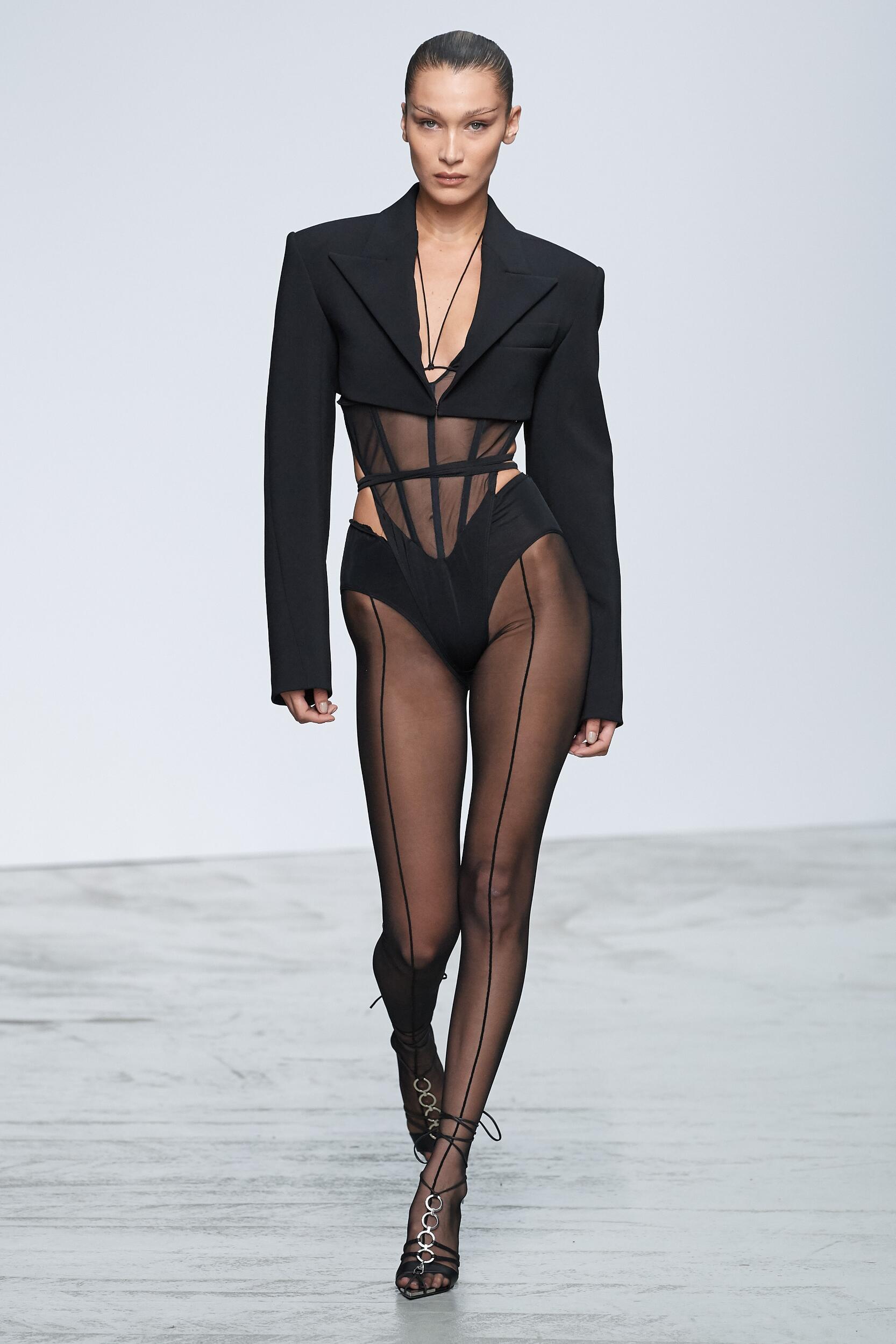Mugler Fashion Show SS 2020
