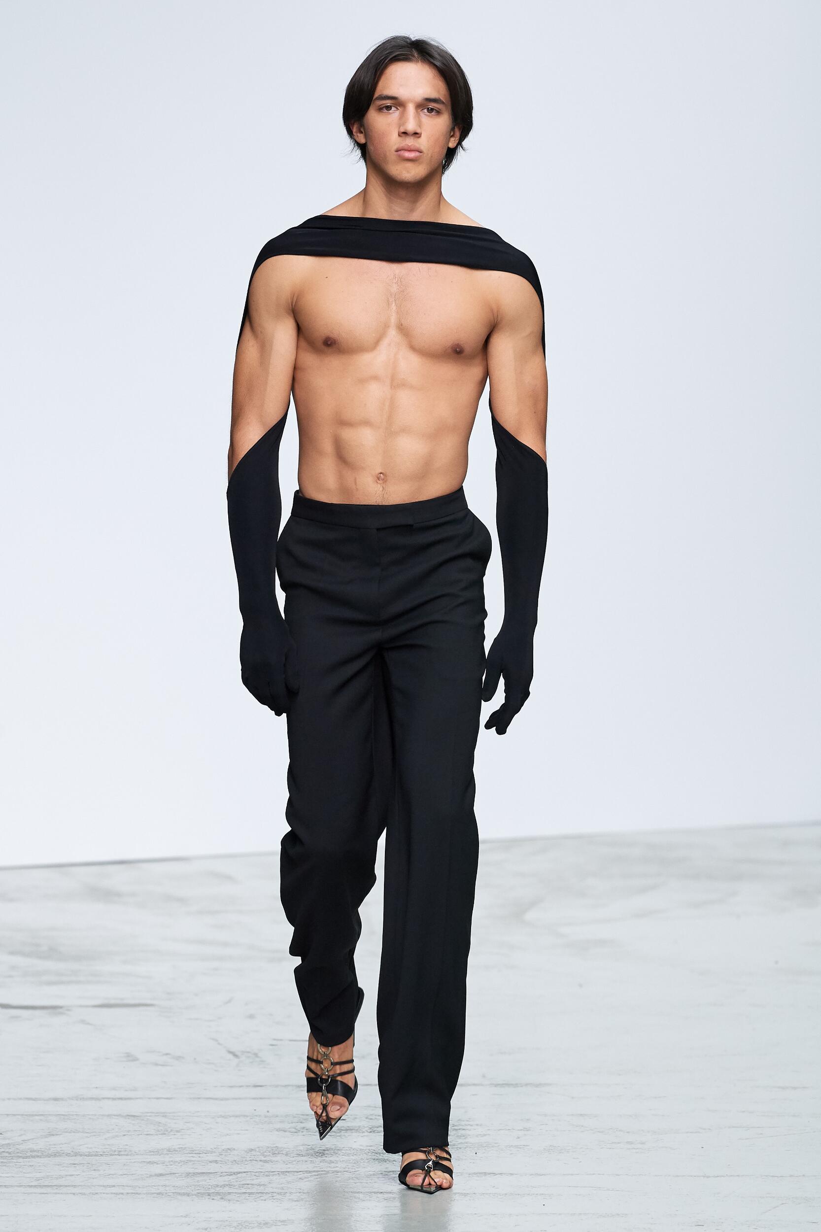 Mugler Men's Collection 2020