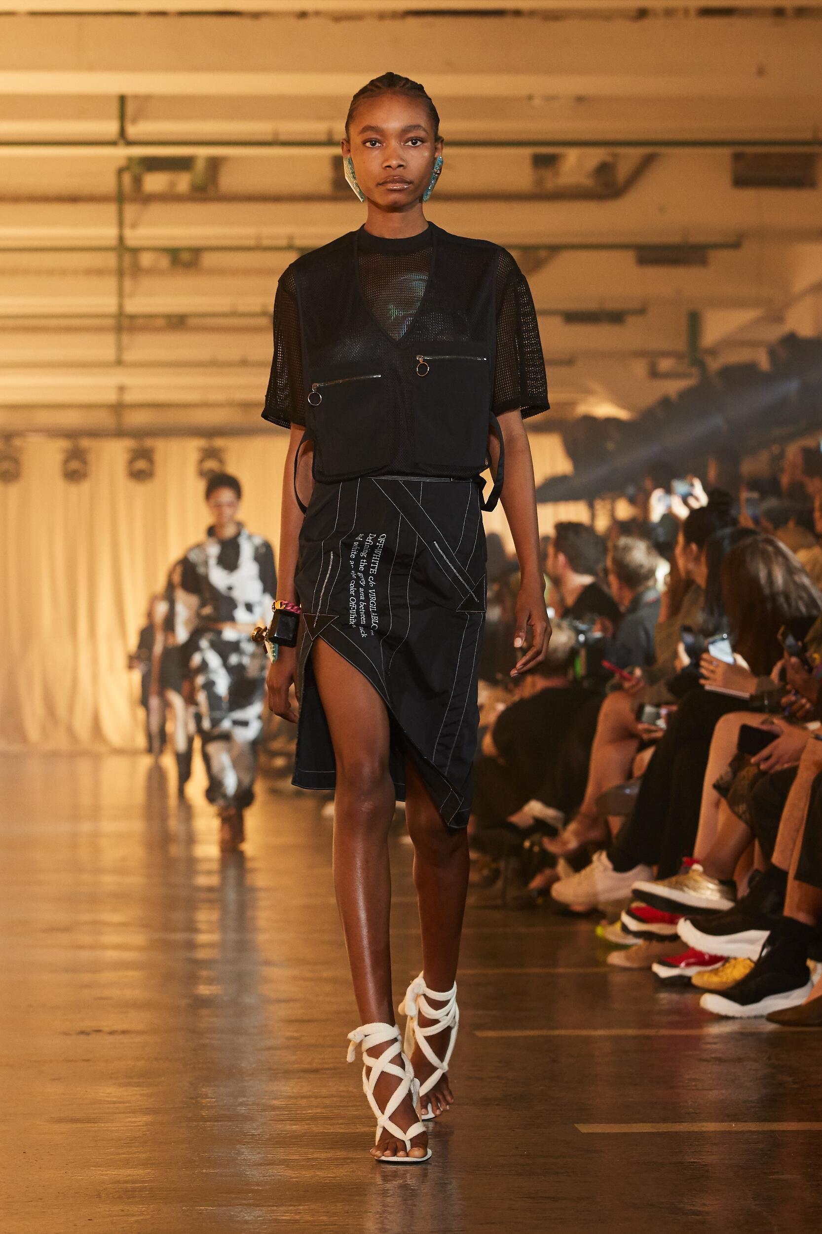 Off White c/o Virgil Abloh SS 2020 Womenswear